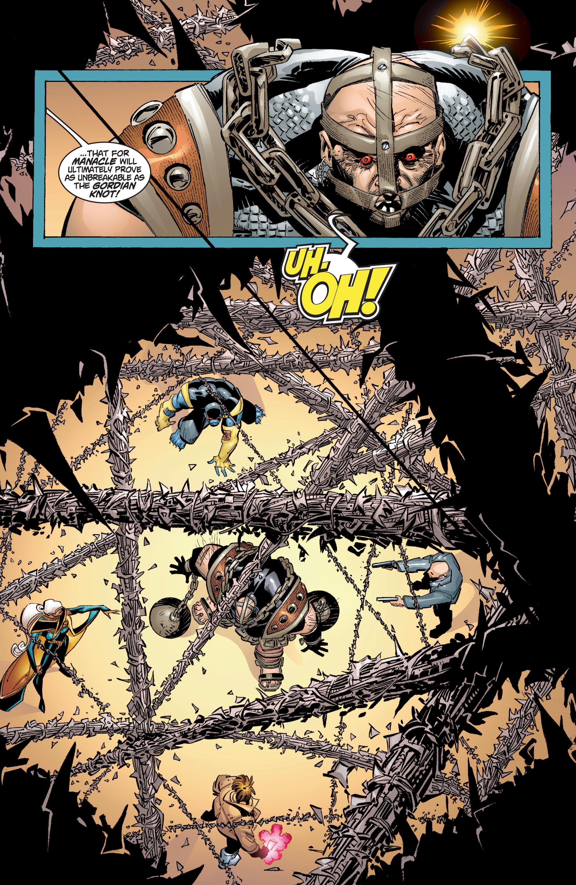 Read online Uncanny X-Men (1963) comic -  Issue #383 - 29