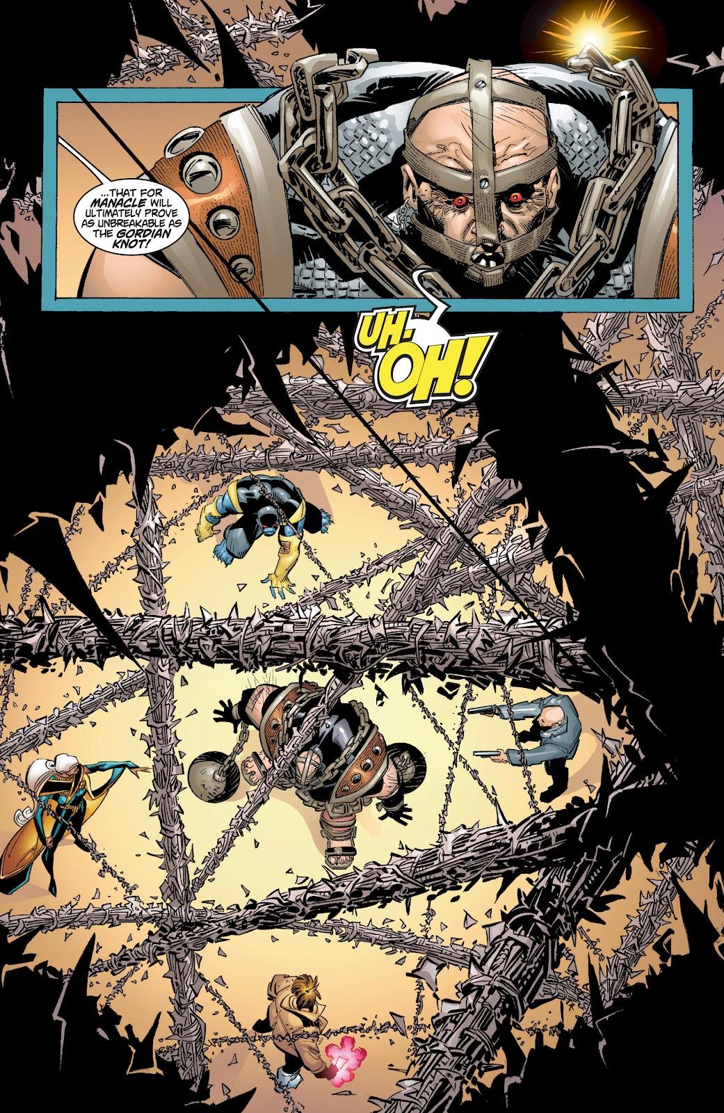 Uncanny X-Men (1963) issue 383 - Page 29