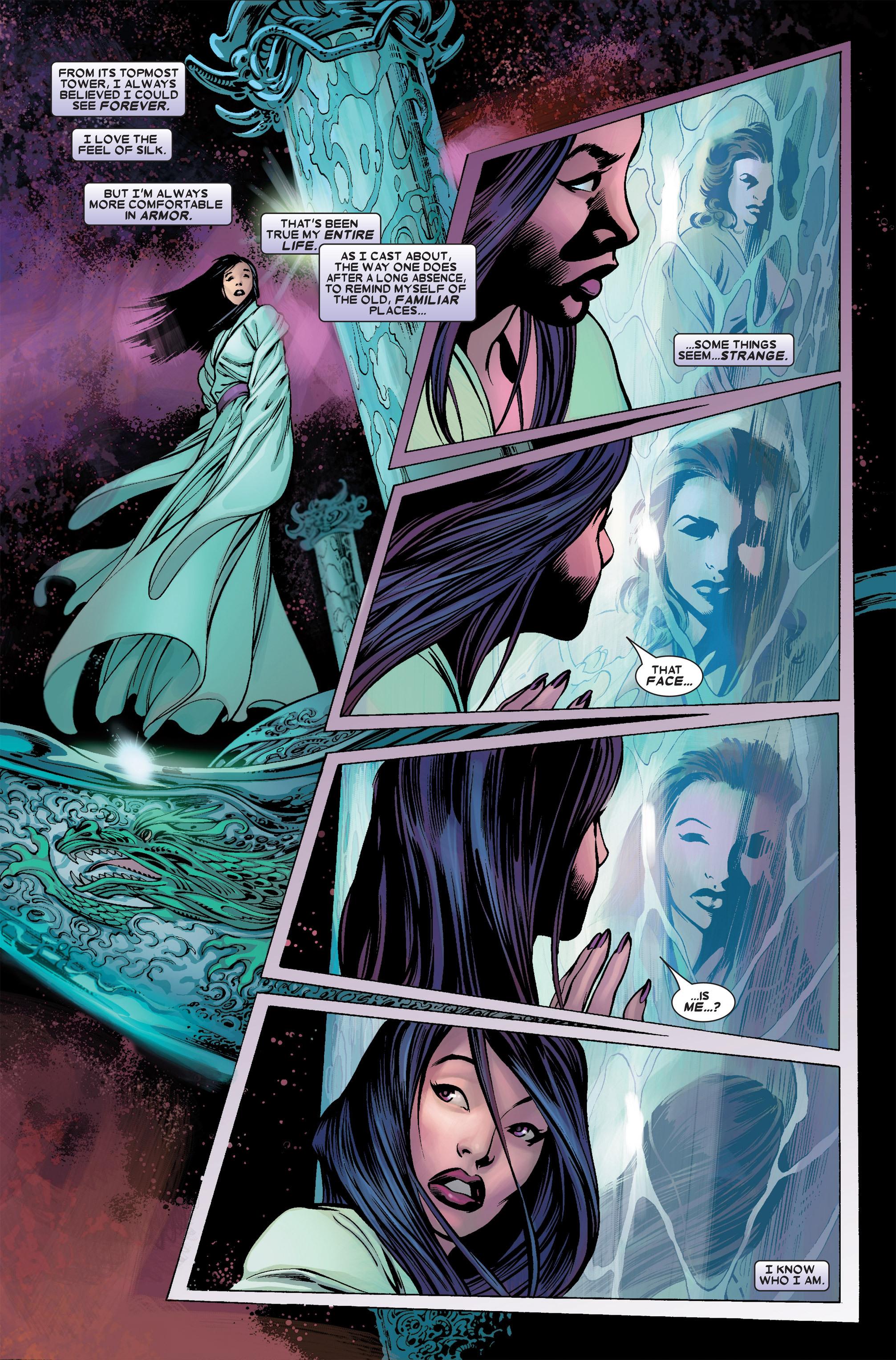 Read online Uncanny X-Men (1963) comic -  Issue #456 - 6