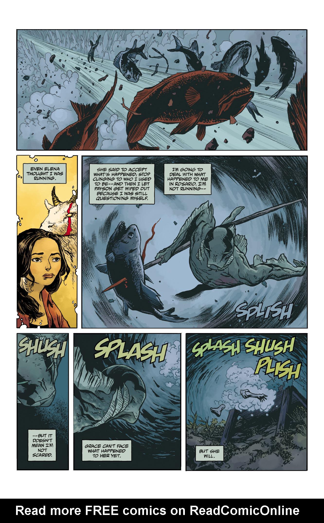Read online Abe Sapien comic -  Issue #14 - 13