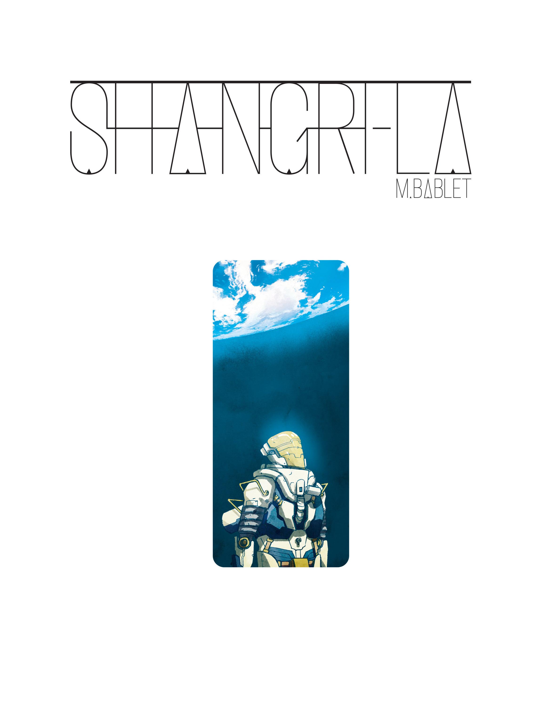 Read online Shangri-La comic -  Issue # Full - 3