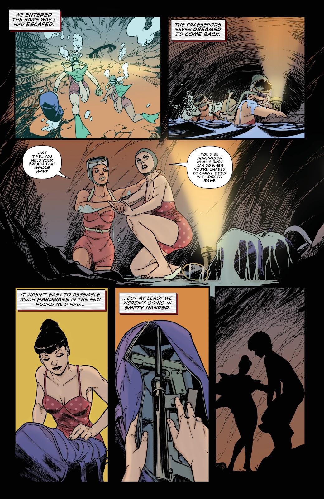 Read online Bettie Page: Unbound comic -  Issue #10 - 9