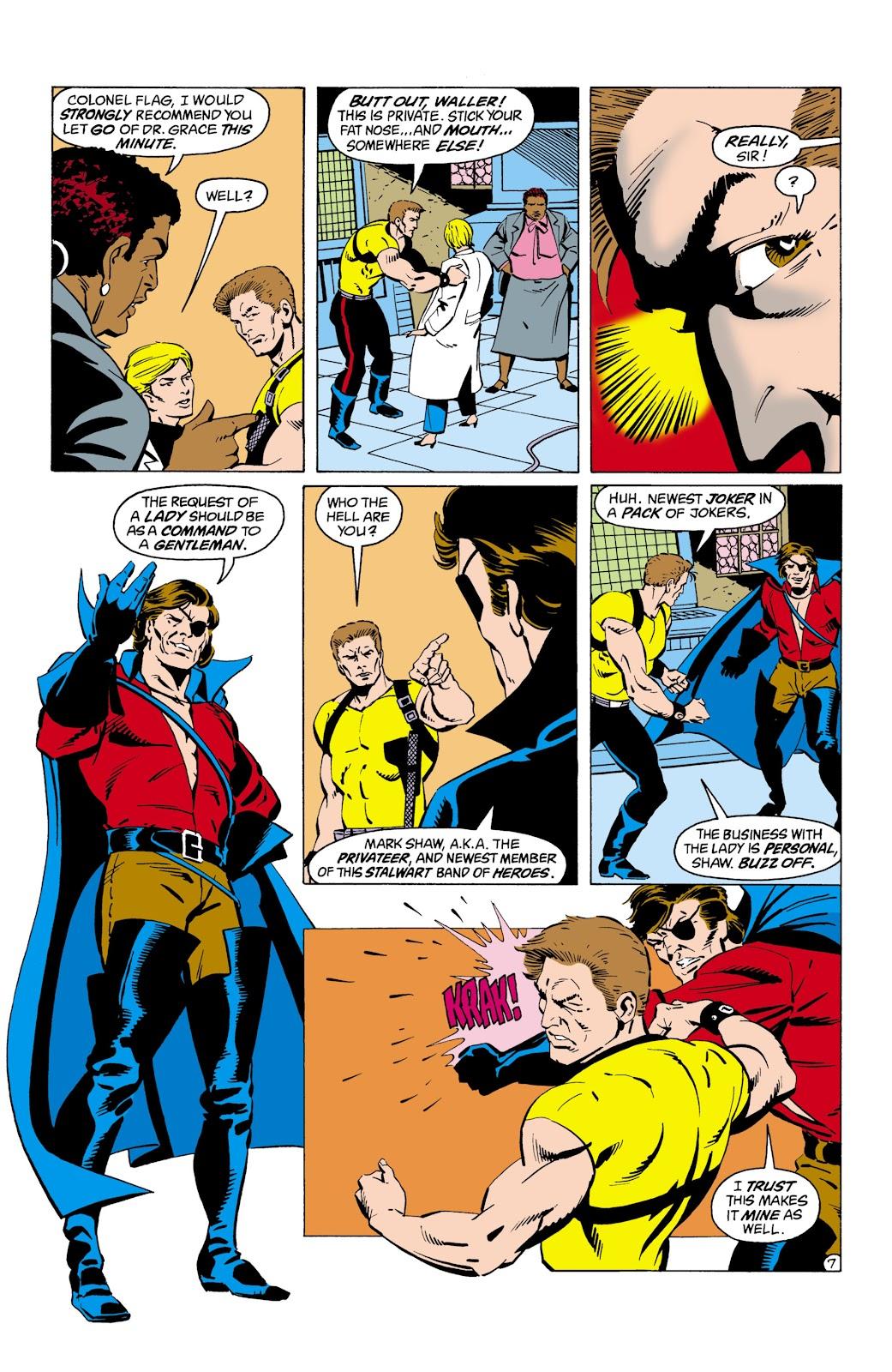 Suicide Squad (1987) Issue #8 #9 - English 8