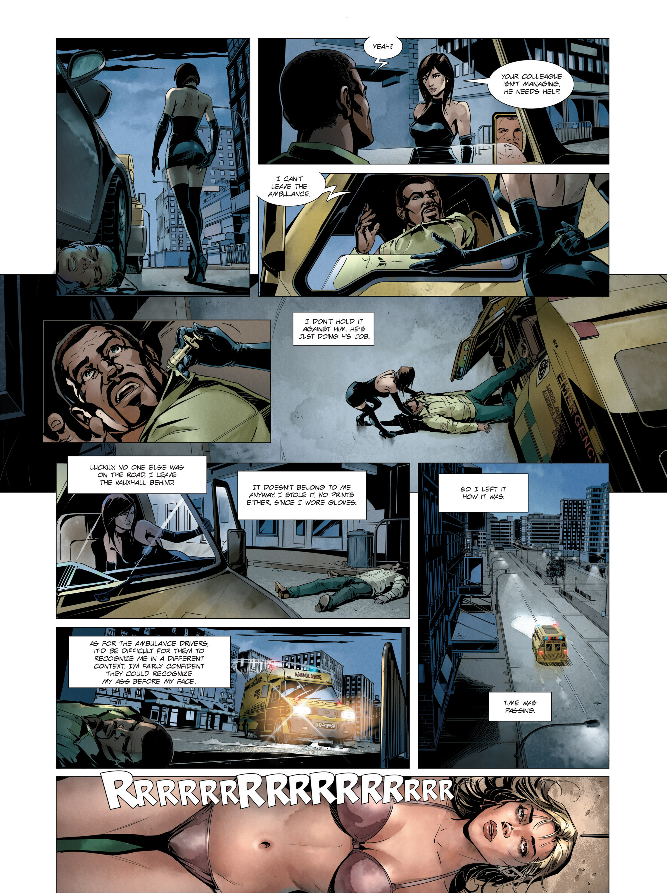Read online Alice Matheson comic -  Issue #3 - 30