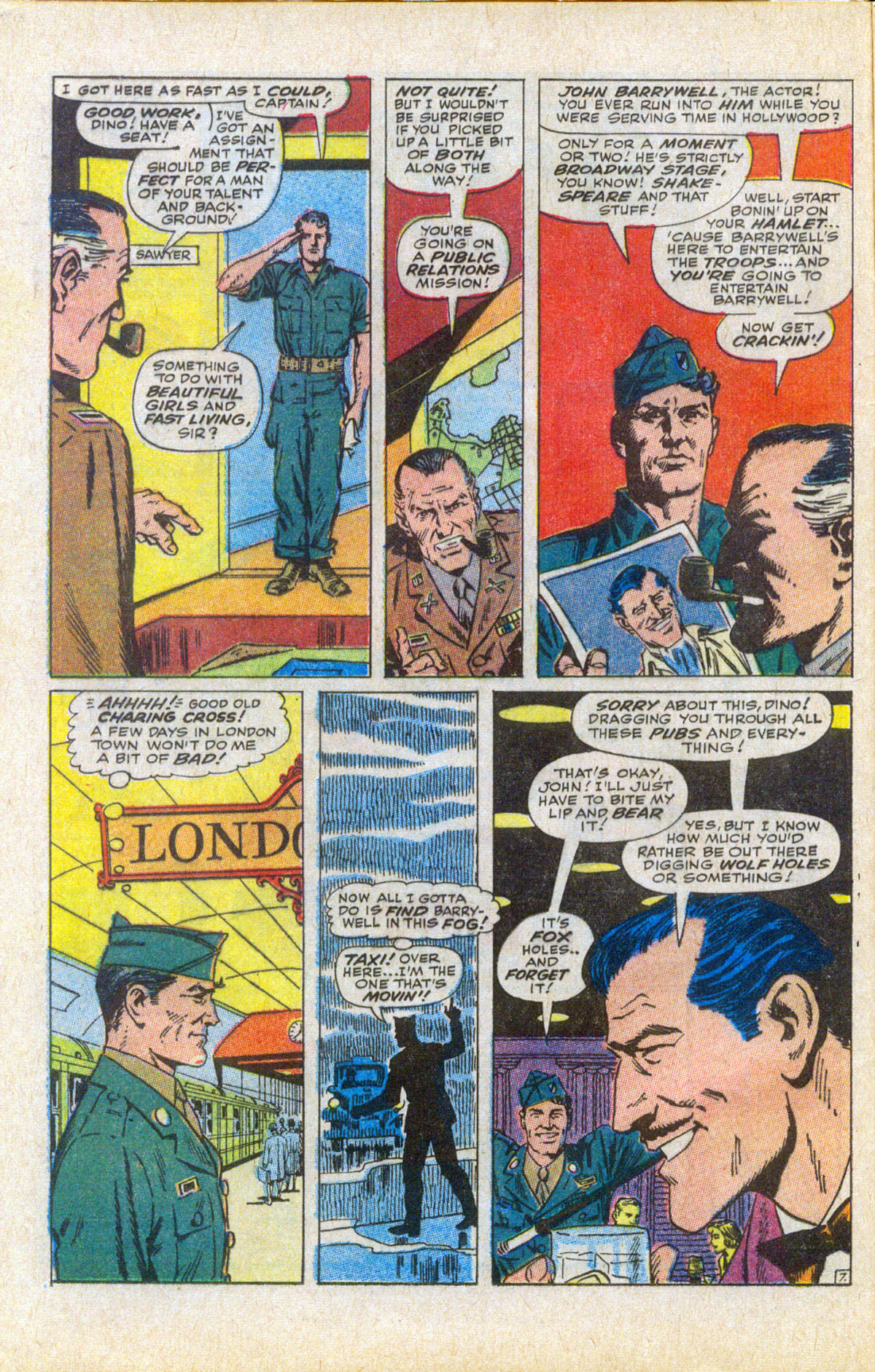Read online Sgt. Fury comic -  Issue #58 - 12