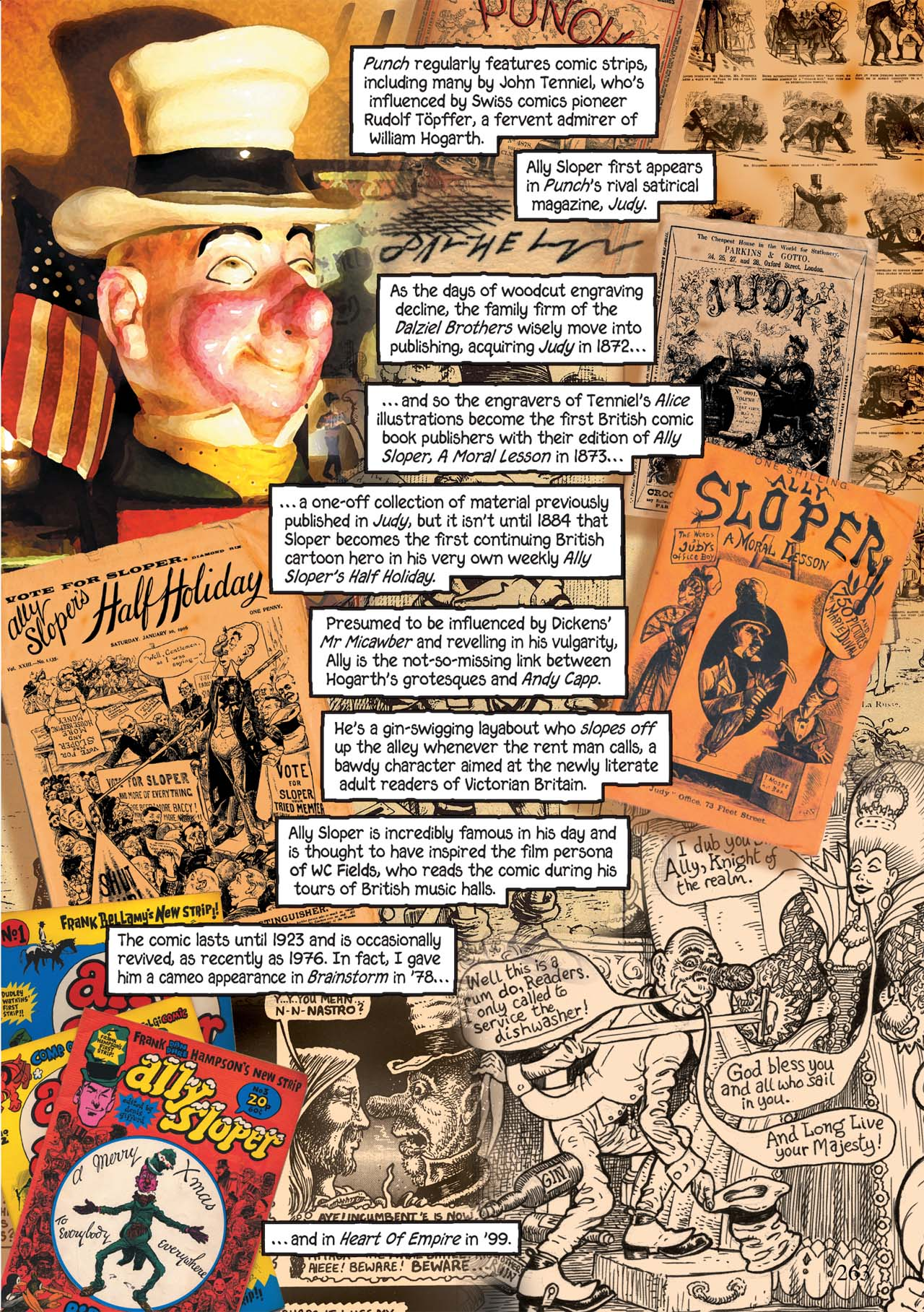 Read online Alice in Sunderland comic -  Issue # Full - 267