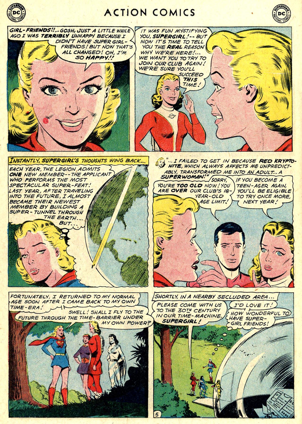 Action Comics (1938) 276 Page 23
