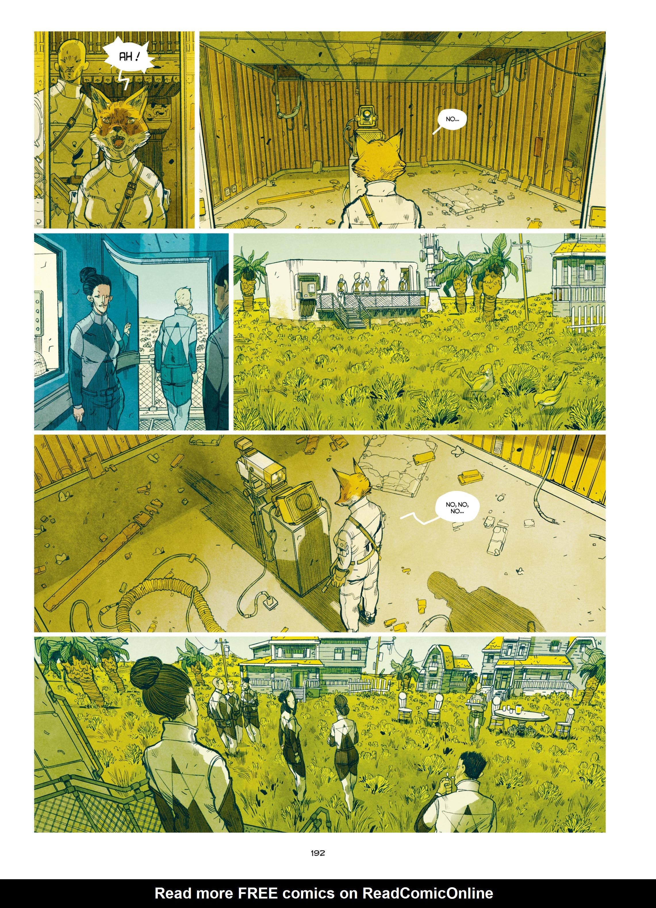 Read online Shangri-La comic -  Issue # Full - 193