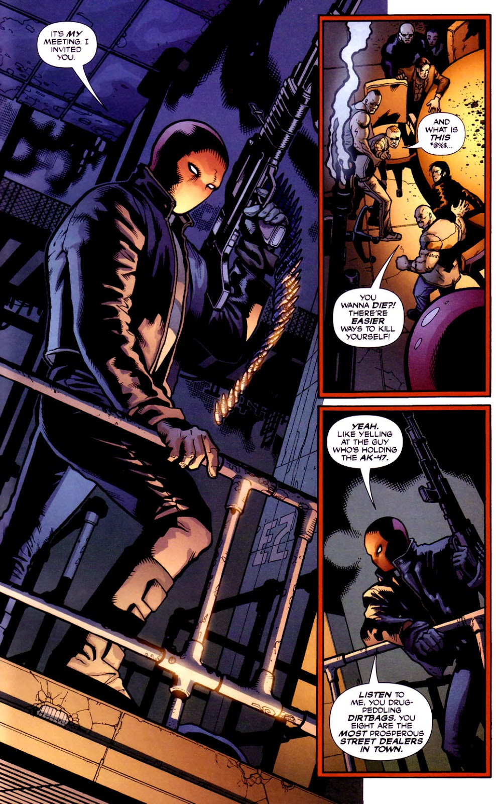 Batman: Under The Hood issue 1 - Page 17