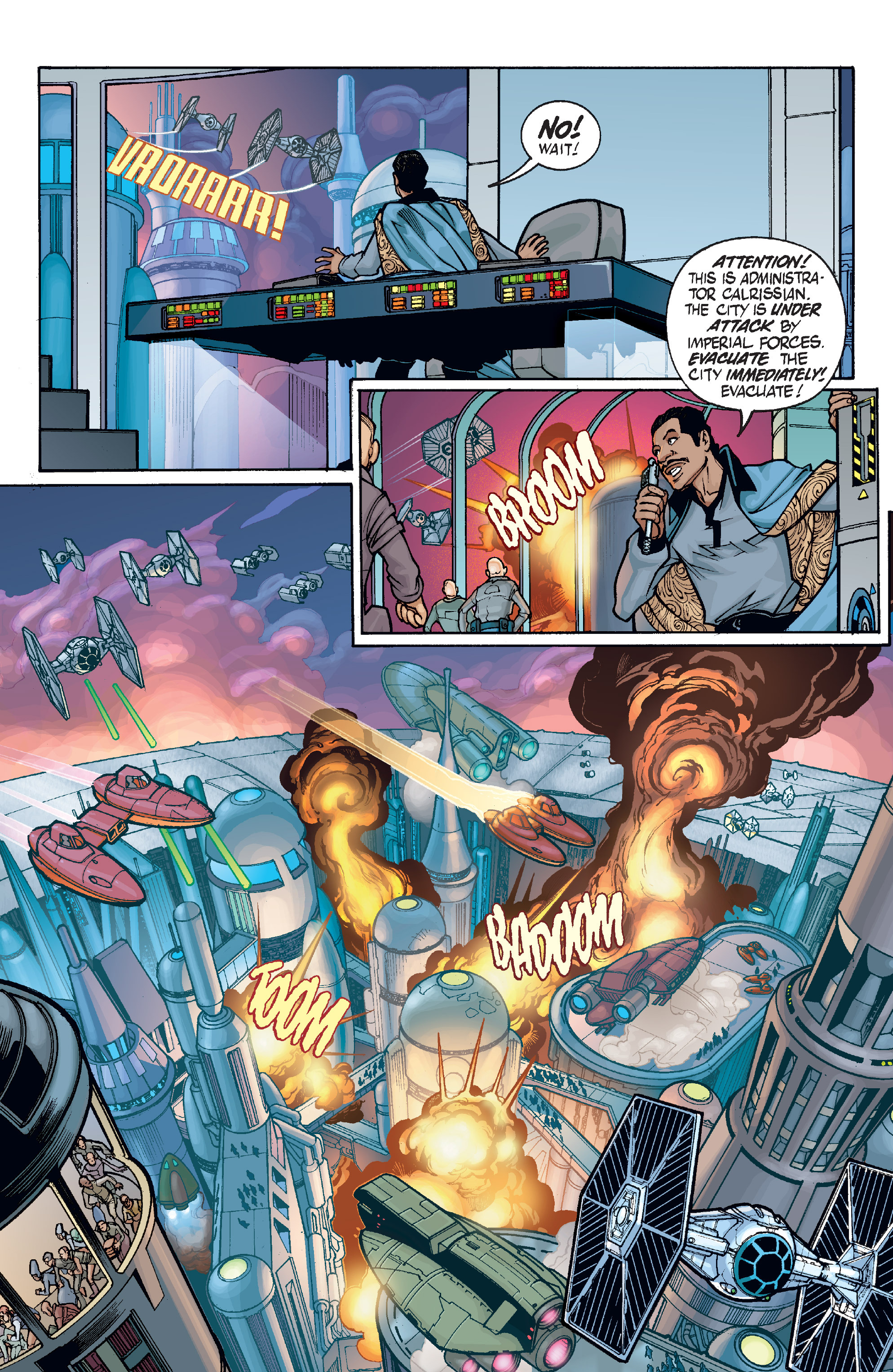 Read online Star Wars Omnibus comic -  Issue # Vol. 27 - 128