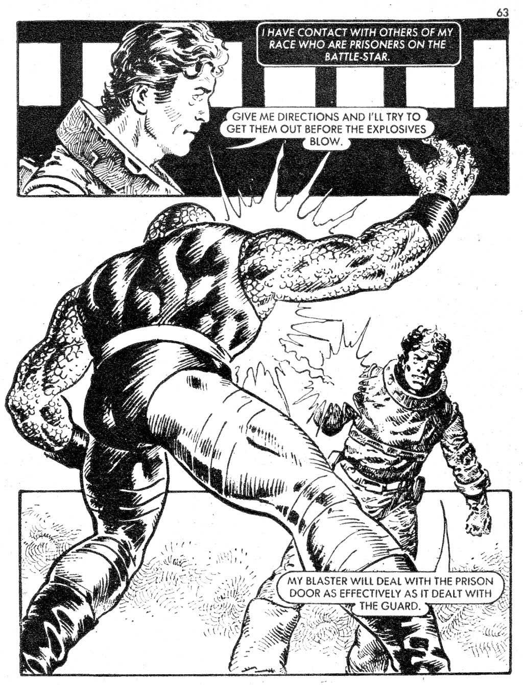 Starblazer issue 87 - Page 63