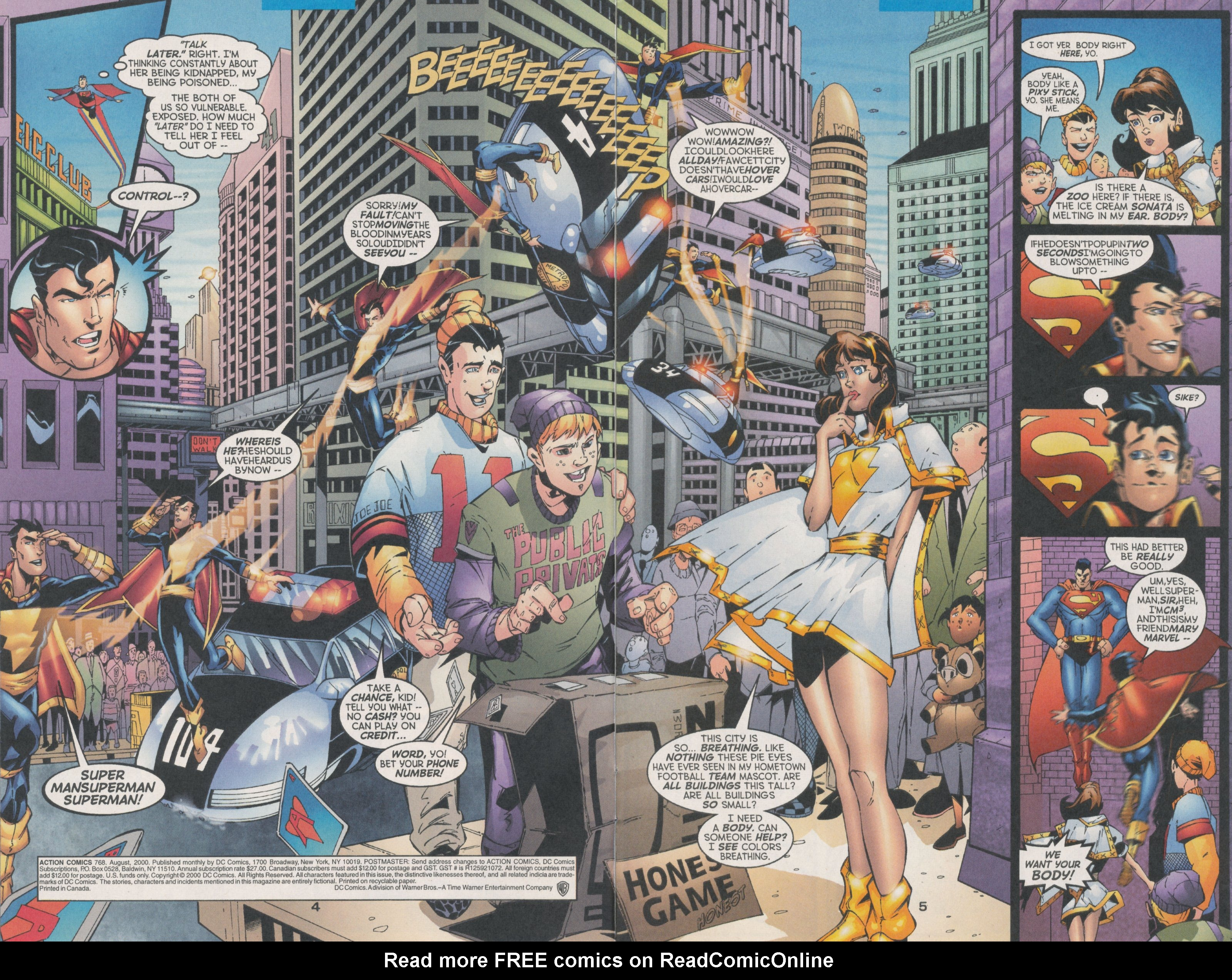 Action Comics (1938) 768 Page 5