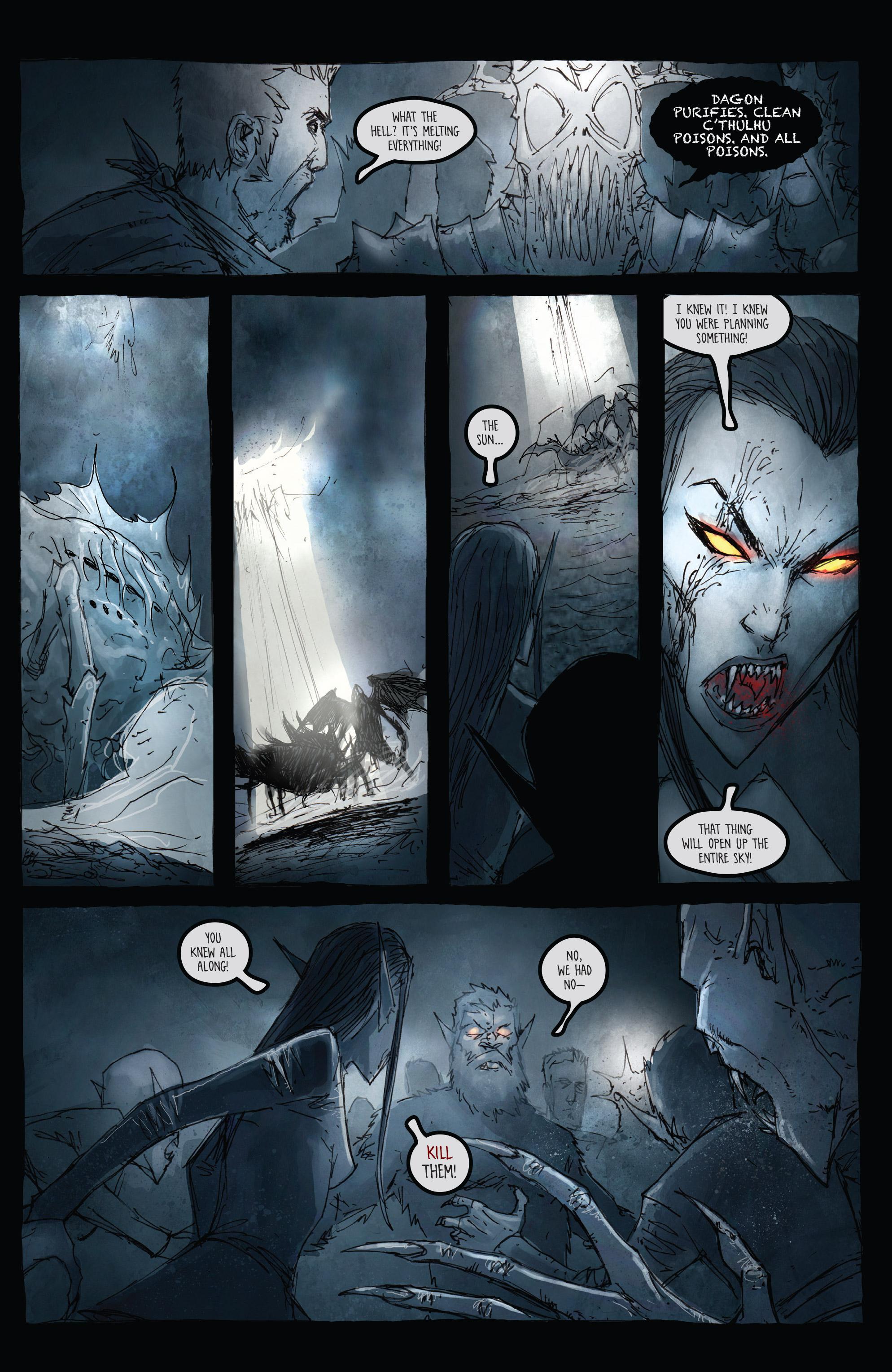 Read online Broken Moon: Legends of the Deep comic -  Issue #5 - 22