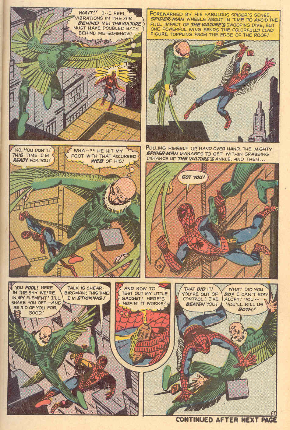 The Amazing Spider-Man (1963) _Annual_7 Page 23