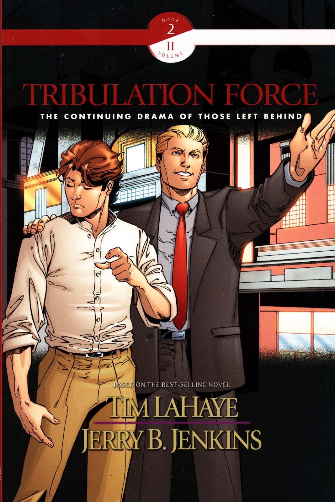 Tribulation Force 2 Page 1