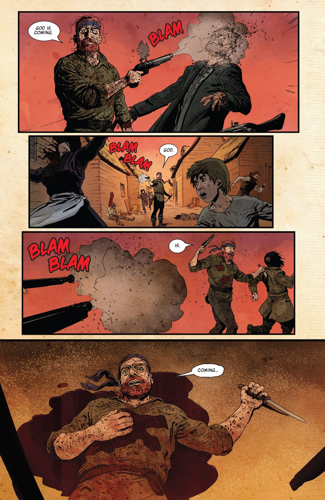 Read online Ruins Of Ravencroft comic -  Issue # Carnage - 23