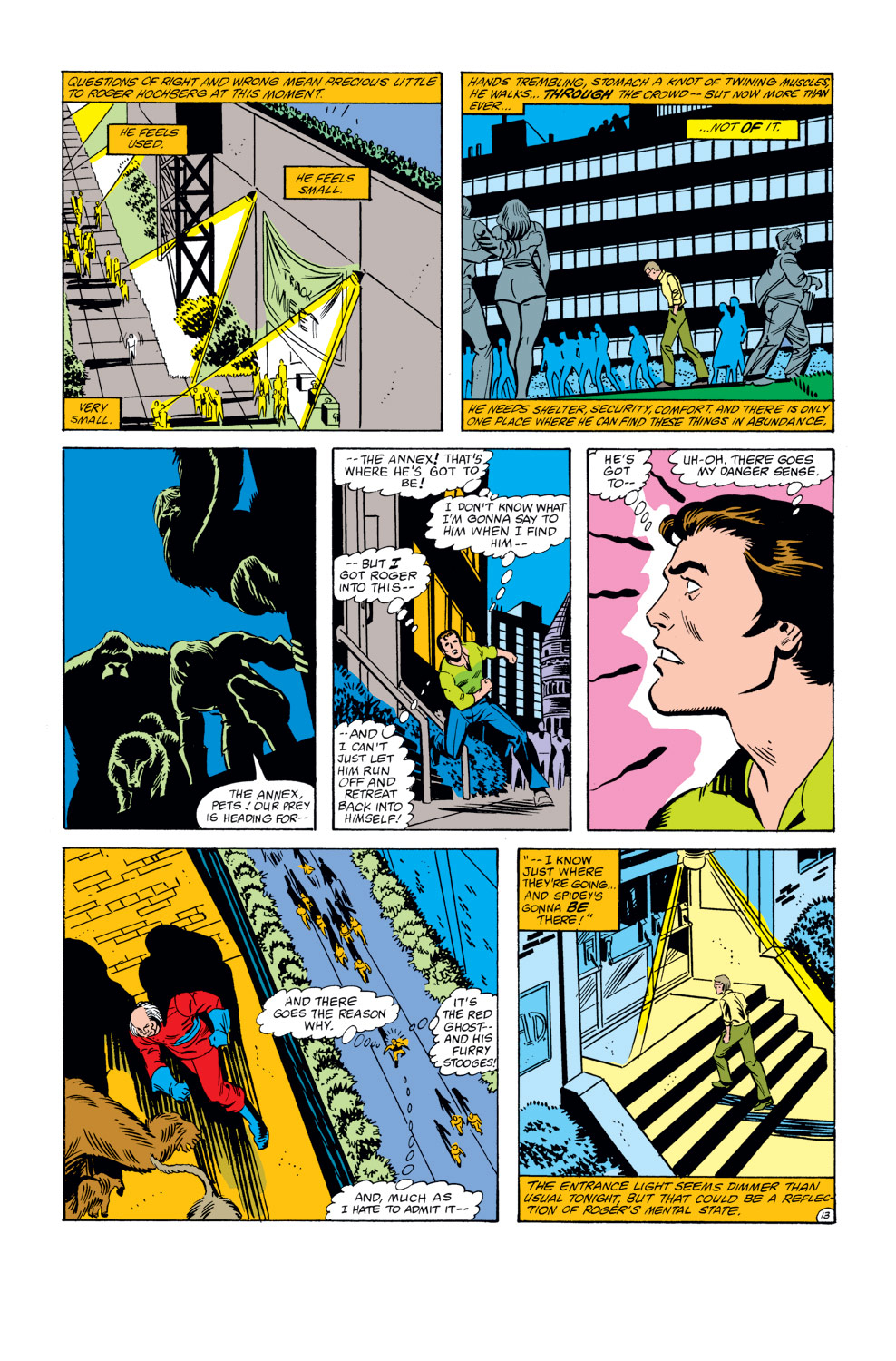 The Amazing Spider-Man (1963) 223 Page 13