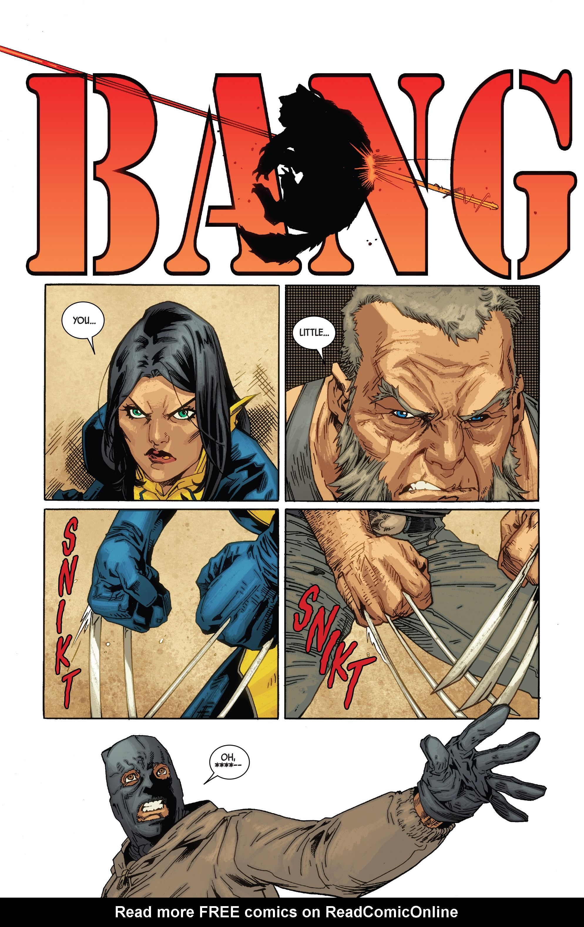 Read online All-New Wolverine (2016) comic -  Issue #10 - 16