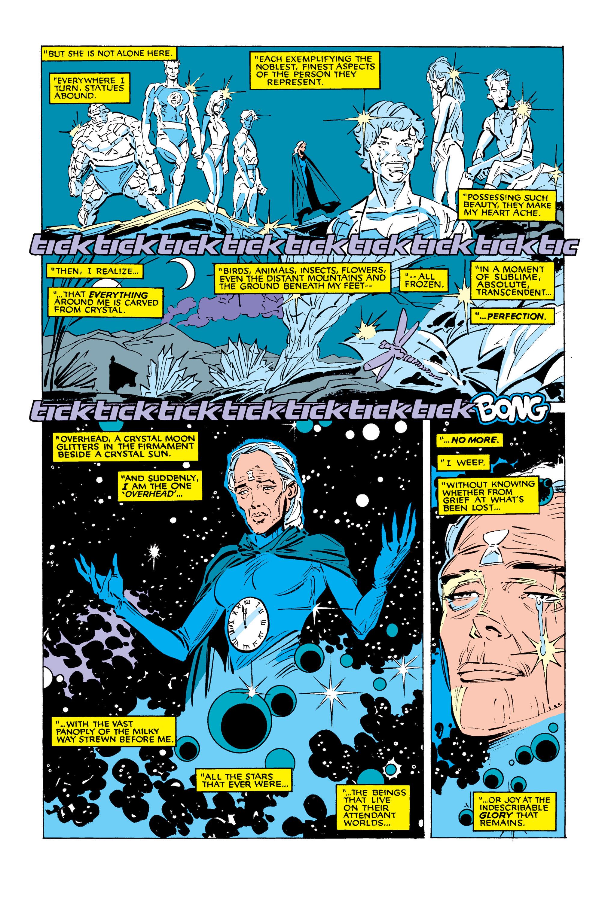 Read online Uncanny X-Men (1963) comic -  Issue #254 - 17