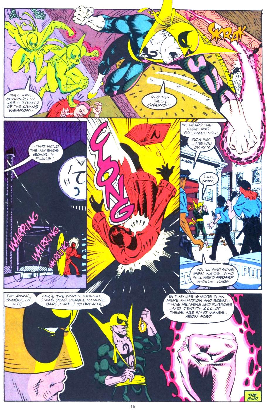 Comic Marvel Comics Presents (1988) issue 111