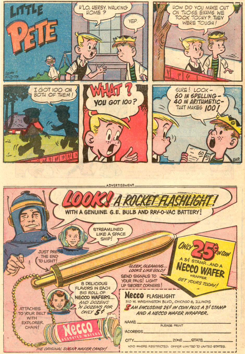Read online Adventure Comics (1938) comic -  Issue #186 - 15