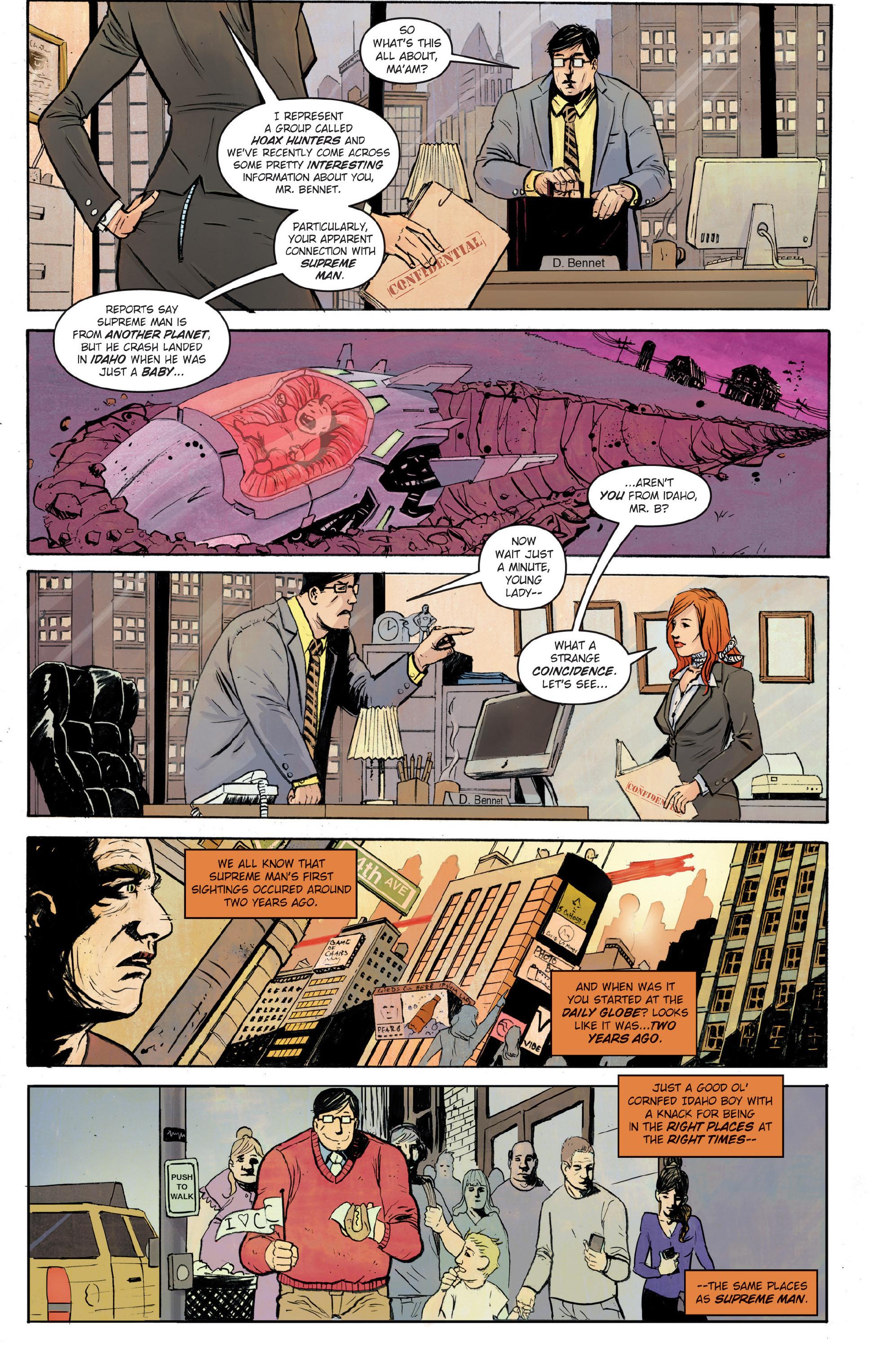 Read online Hoax Hunters (2012) comic -  Issue # TPB 3 - 116