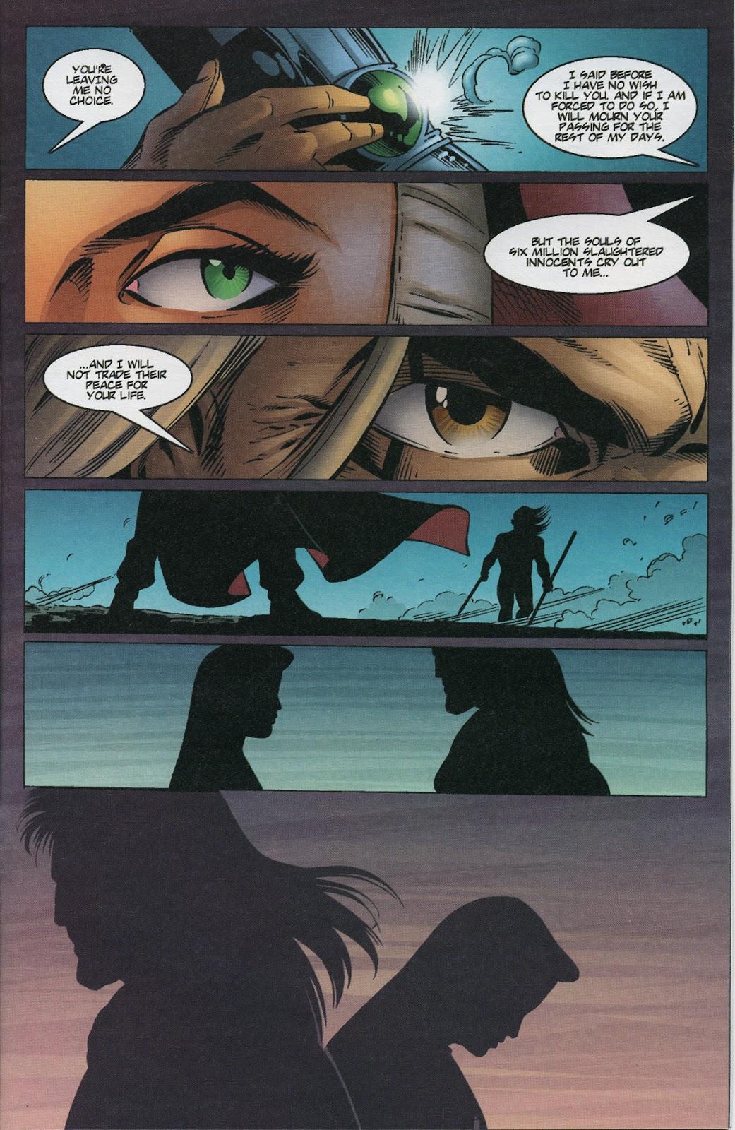Warrior Nun Areala (1997) Issue #3 #3 - English 19