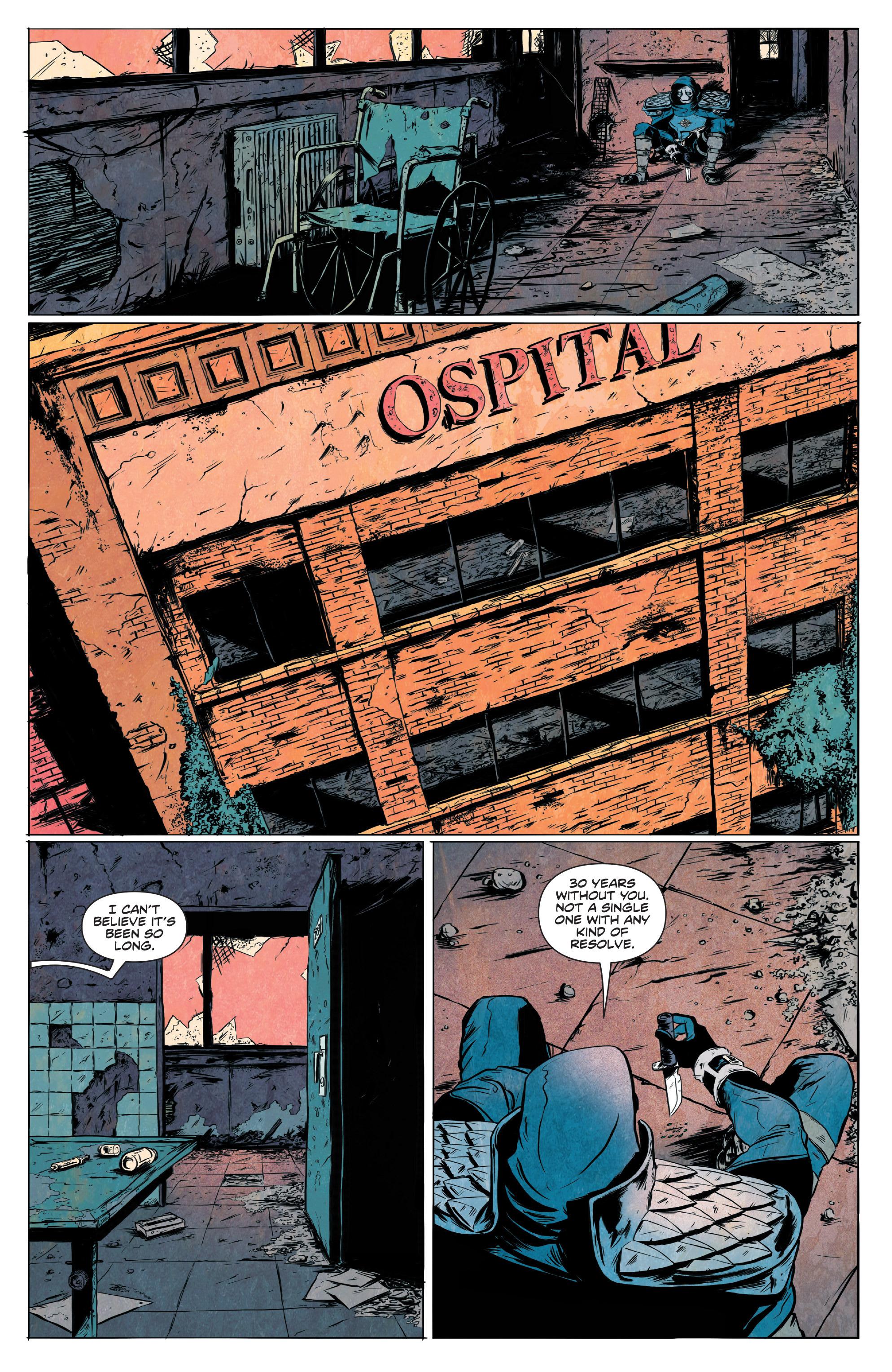 Read online Translucid comic -  Issue #4 - 5