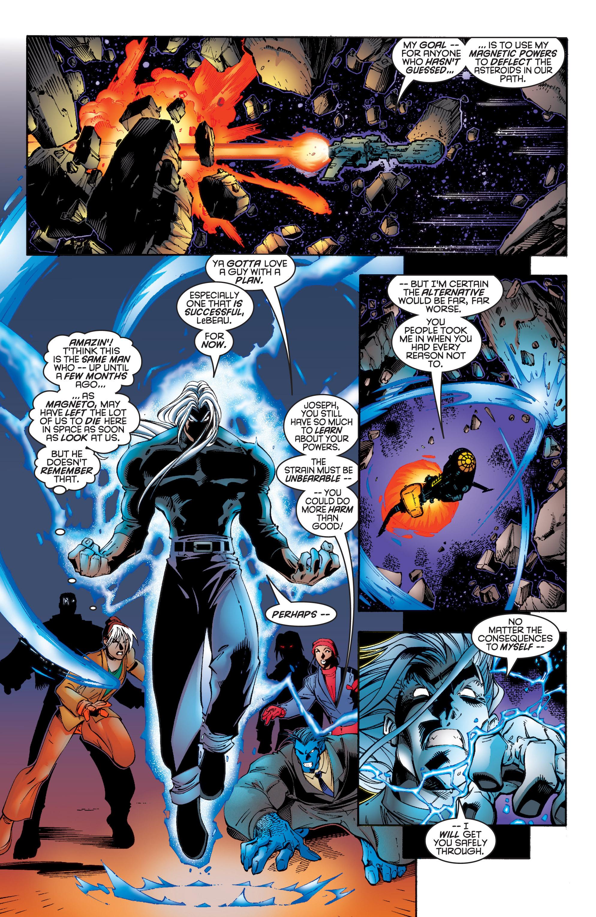 Read online Uncanny X-Men (1963) comic -  Issue #342 - 8