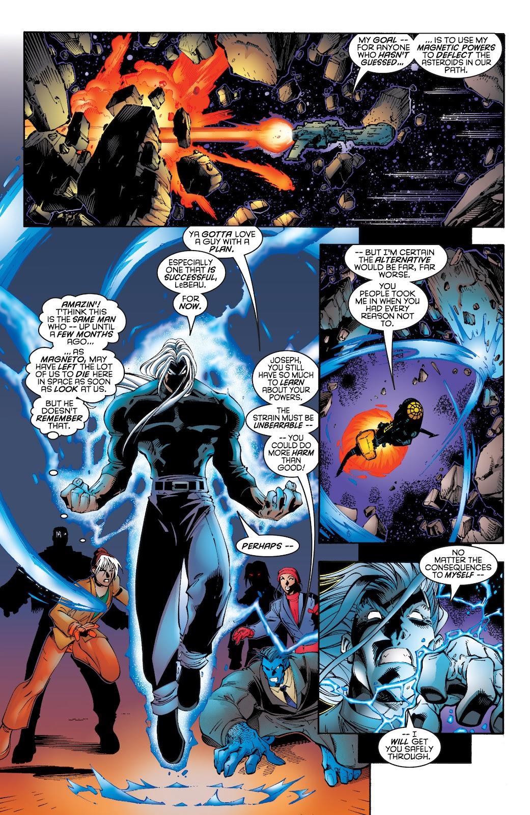 Uncanny X-Men (1963) issue 342 - Page 8