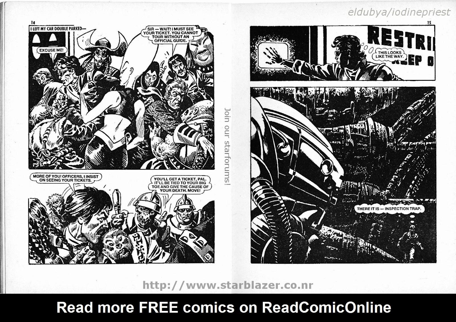 Starblazer issue 199 - Page 9