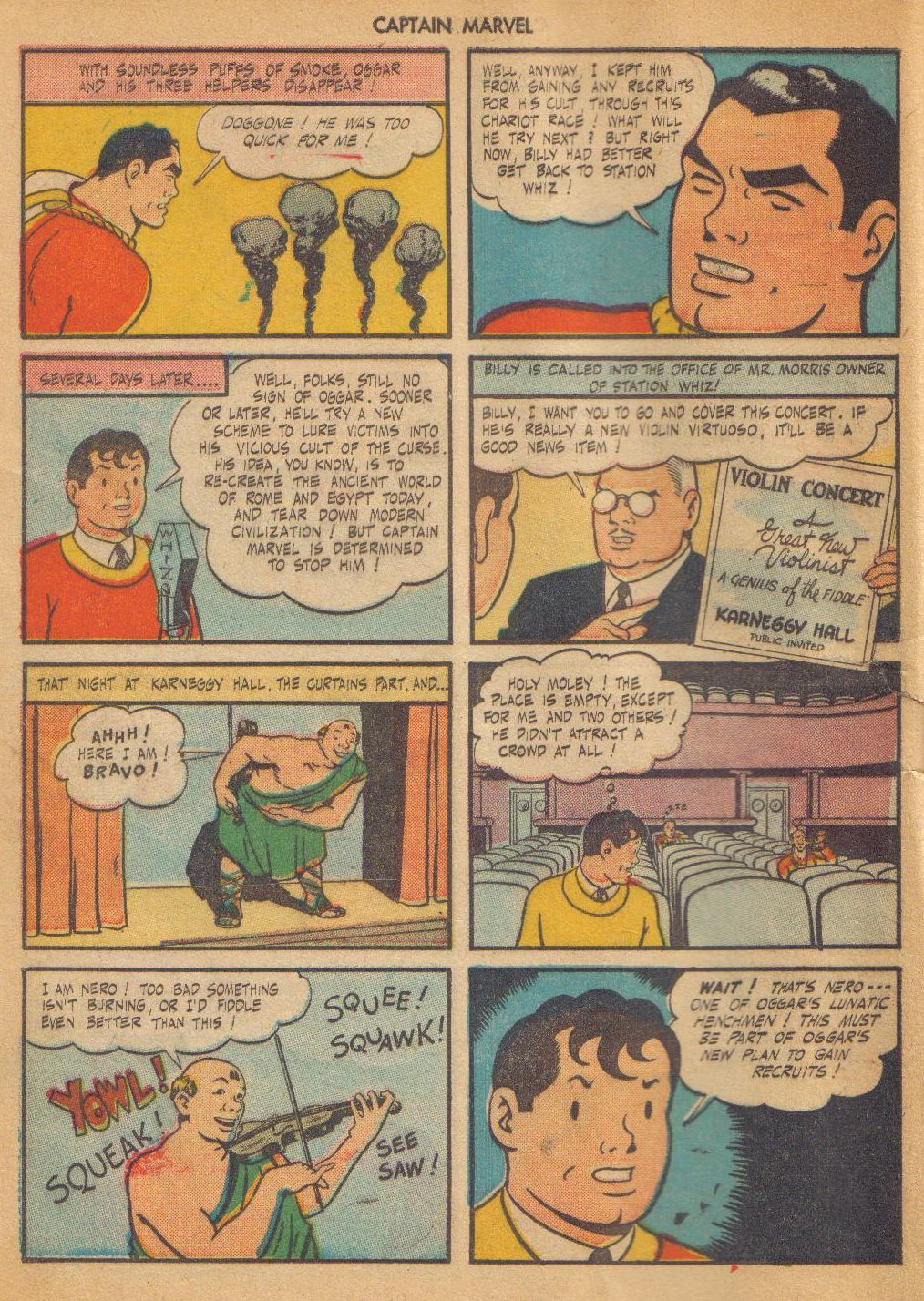 Captain Marvel Adventures issue 64 - Page 20