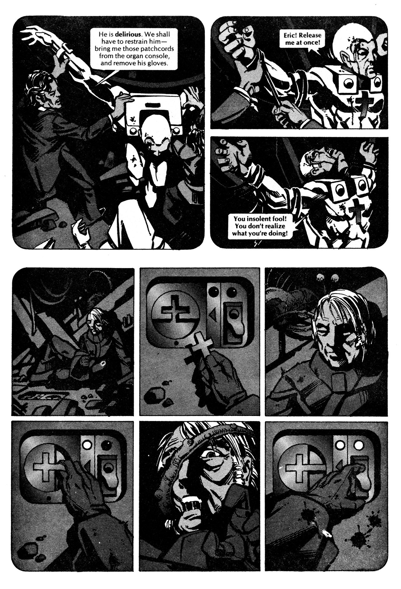 Read online Star*Reach comic -  Issue #13 - 11