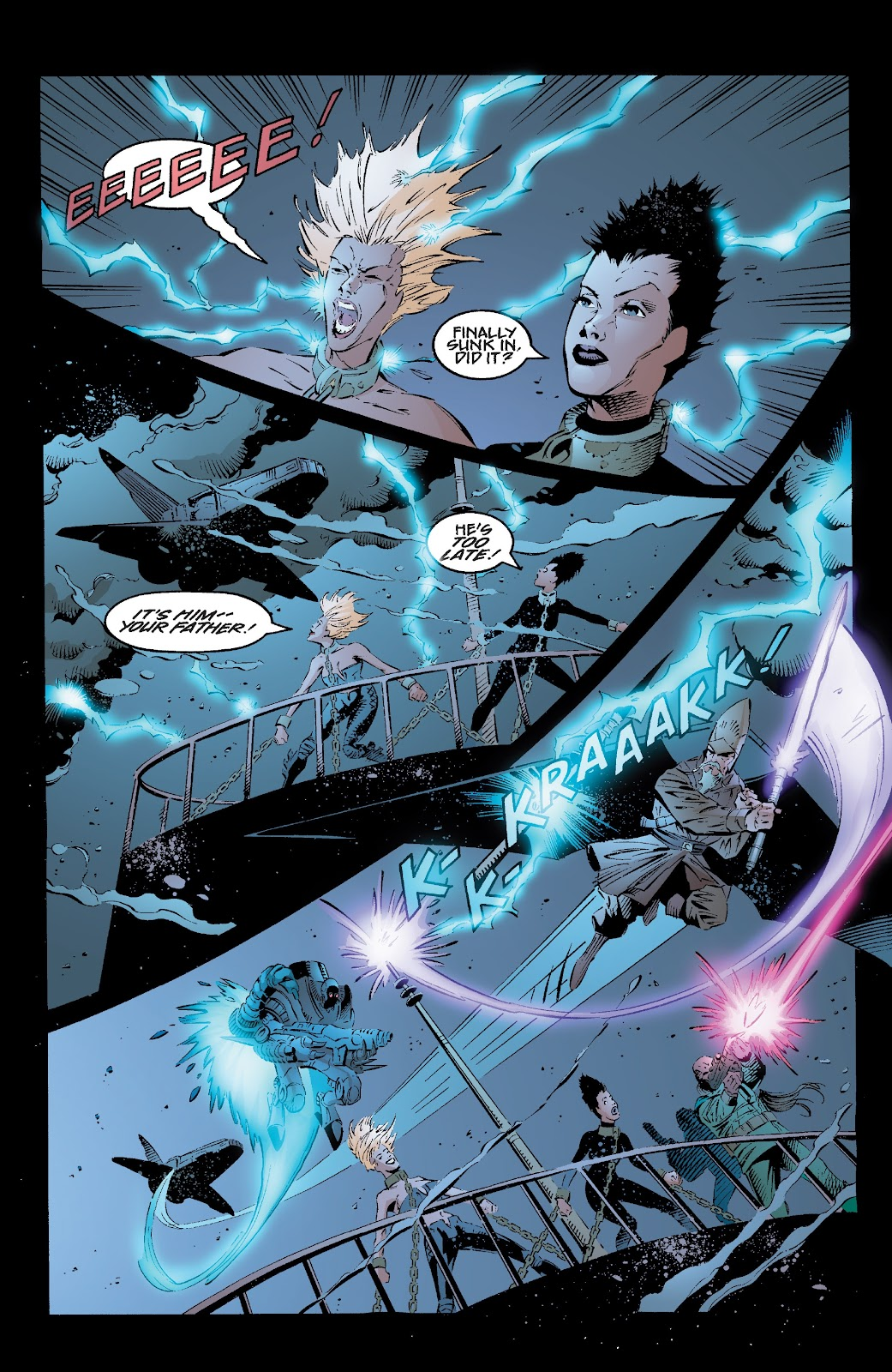 Read online Star Wars Legends: Rise of the Sith - Epic Collection comic -  Issue # TPB 2 (Part 2) - 19