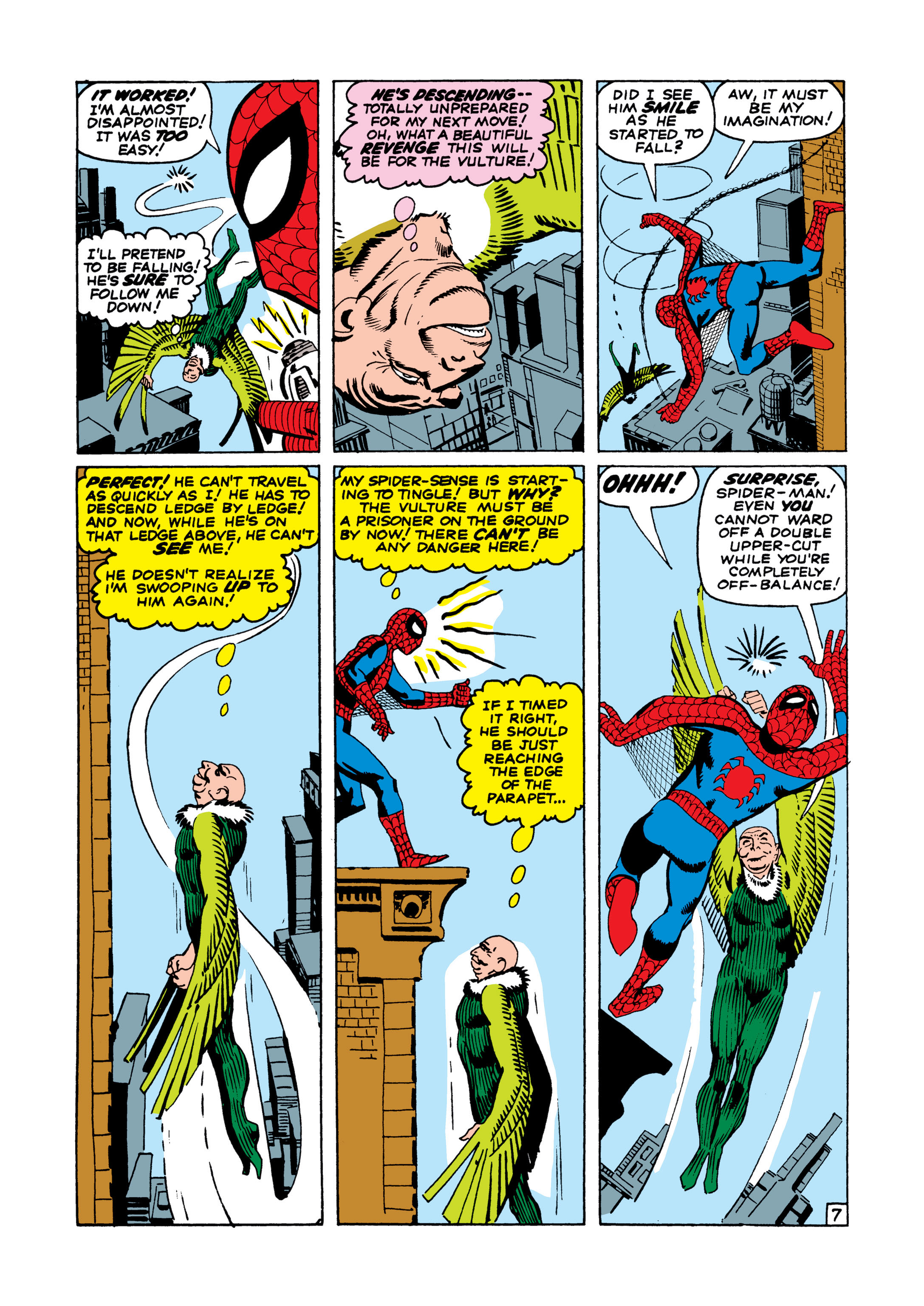The Amazing Spider-Man (1963) 7 Page 7