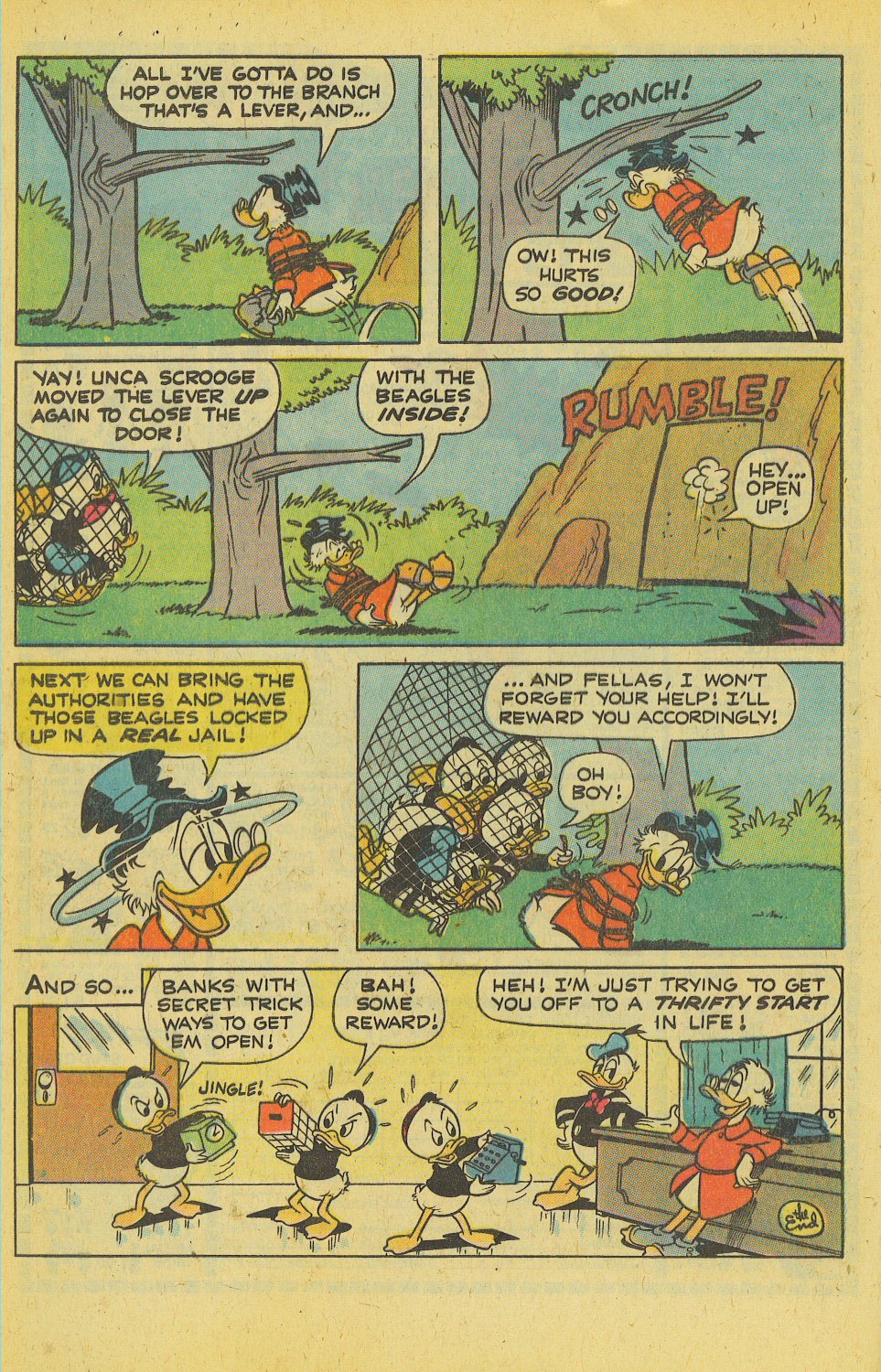 Read online Uncle Scrooge (1953) comic -  Issue #158 - 20