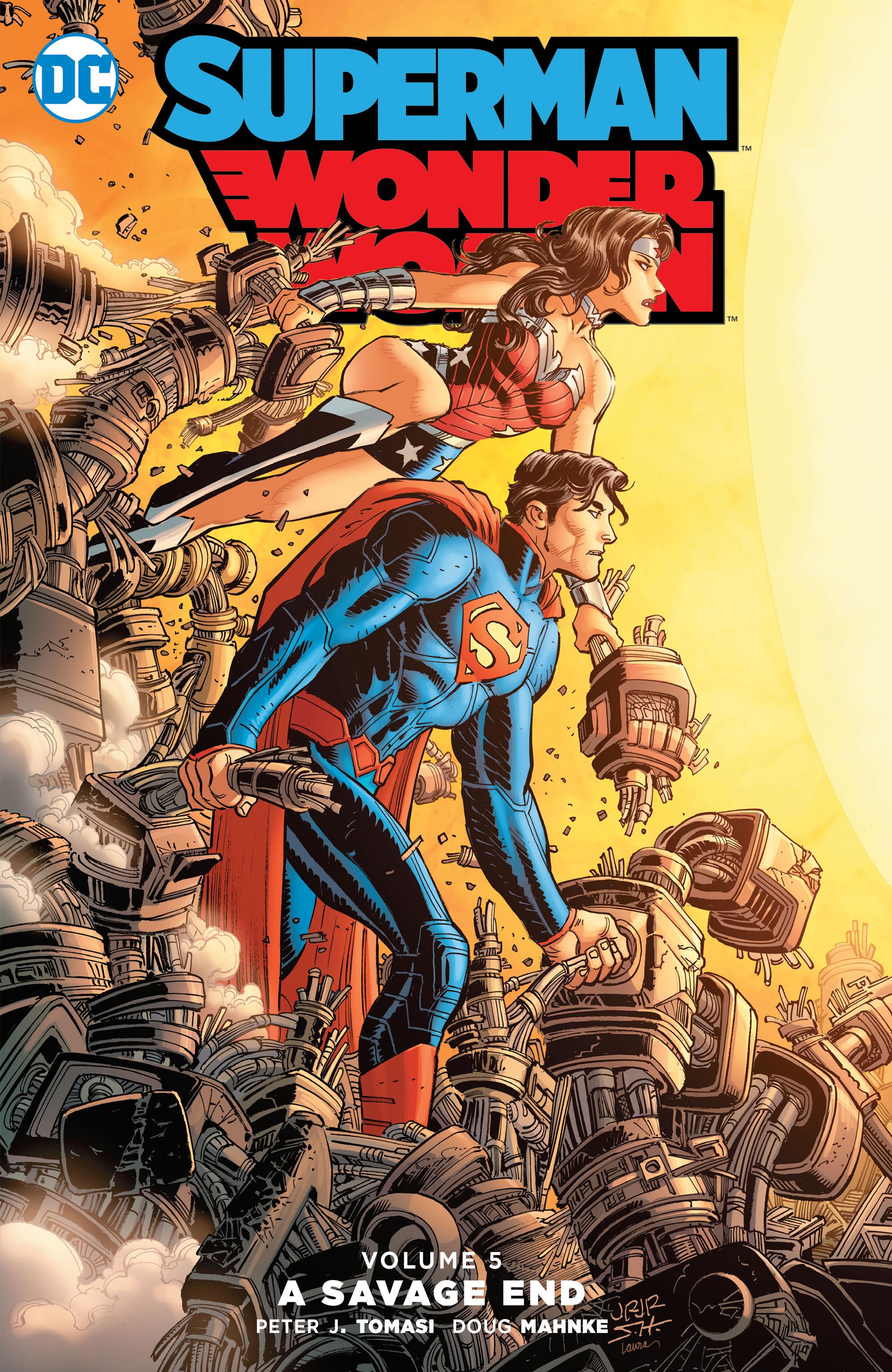 Superman/Wonder Woman TPB_5 Page 1