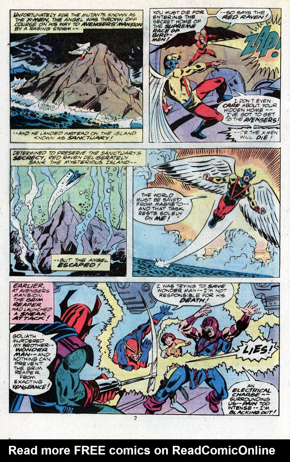 Marvel Triple Action (1972) issue 45 - Page 4