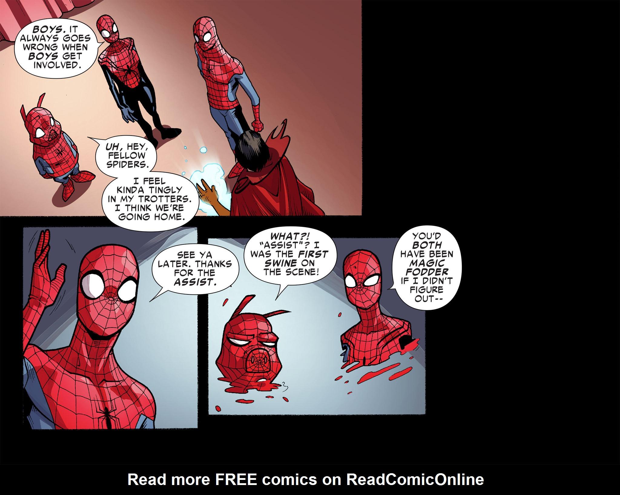 Read online Ultimate Spider-Man (Infinite Comics) (2016) comic -  Issue #10 - 62