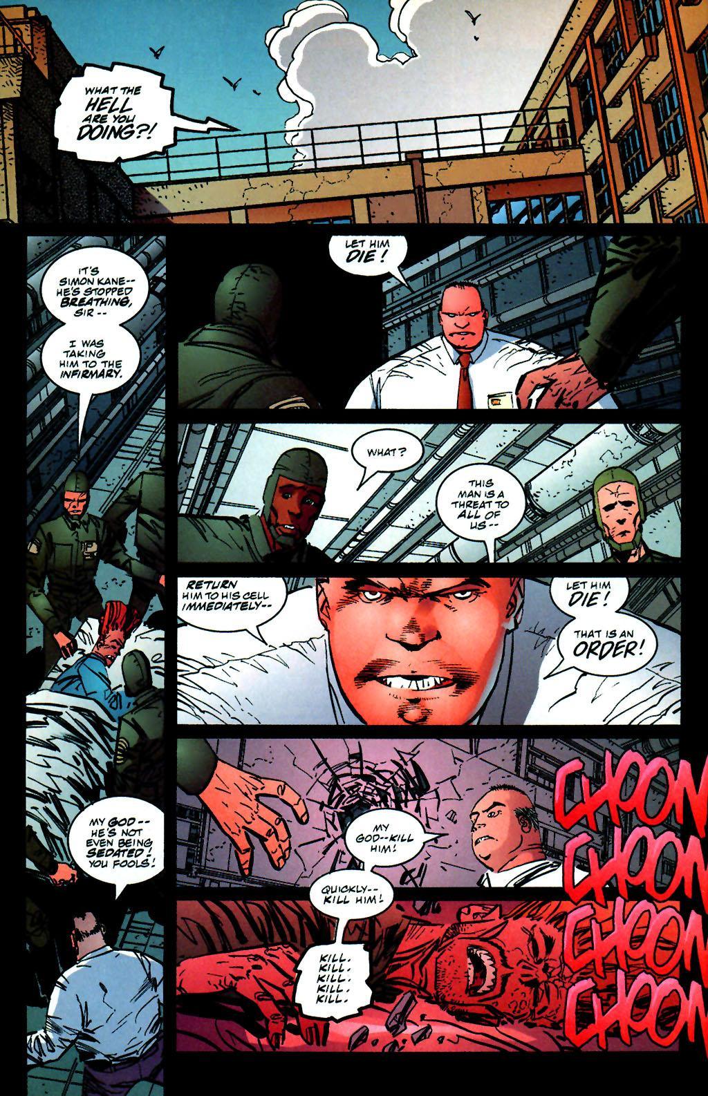 The Savage Dragon (1993) Issue #59 #62 - English 22