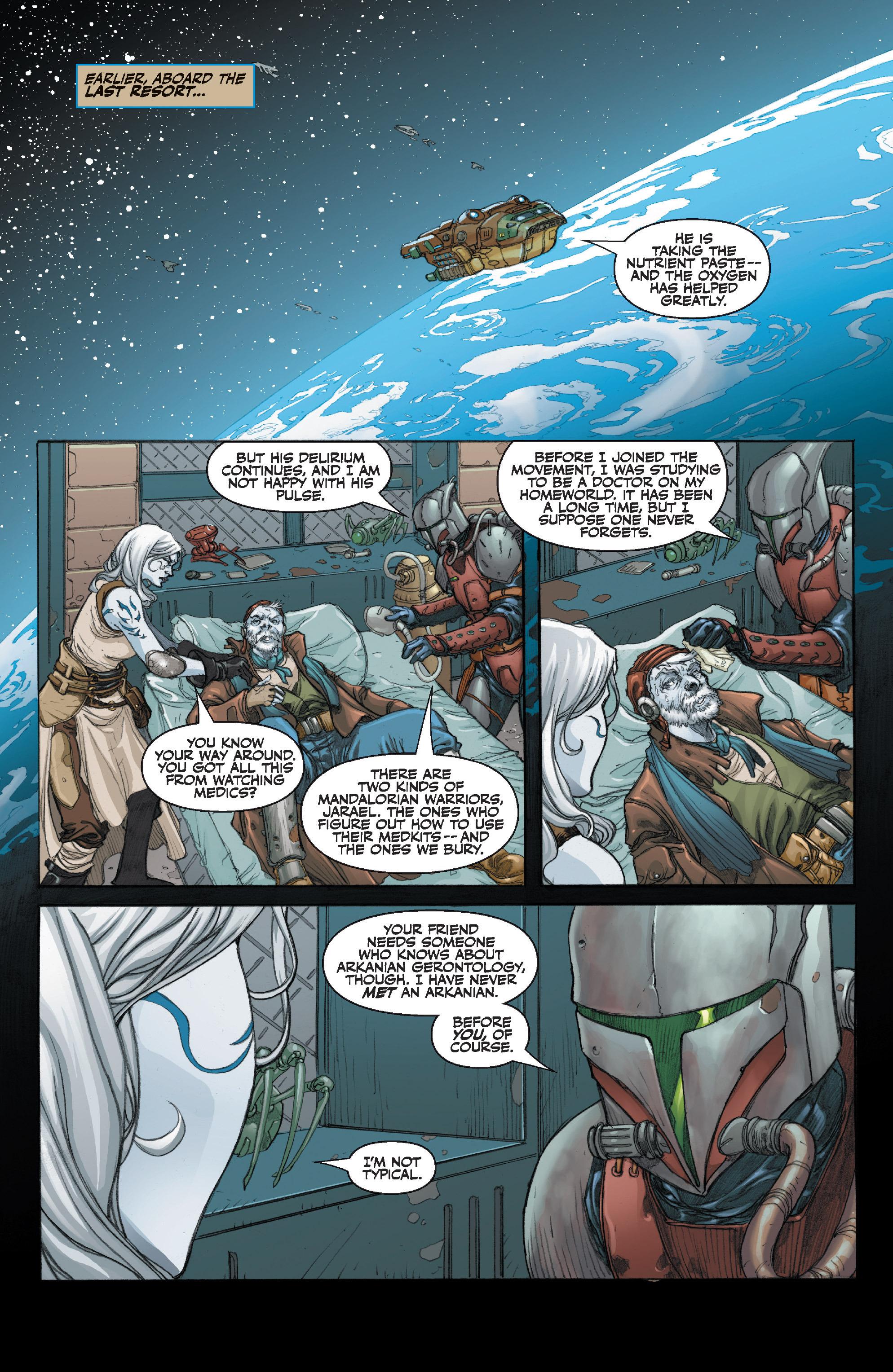 Read online Star Wars Omnibus comic -  Issue # Vol. 29 - 351
