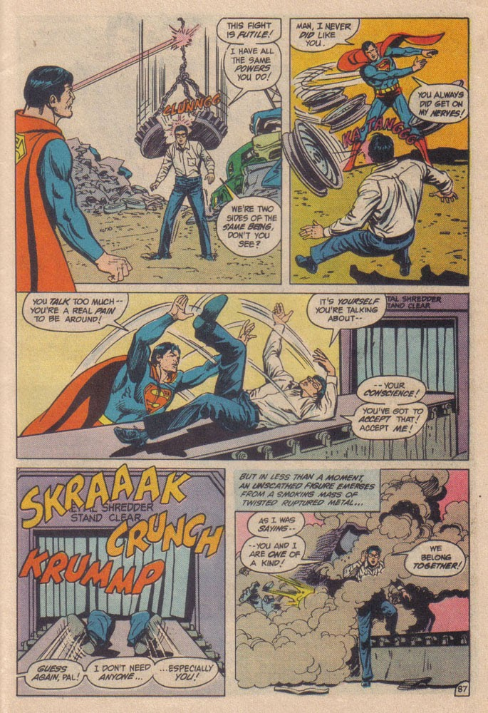 Read online Superman III comic -  Issue # Full - 39