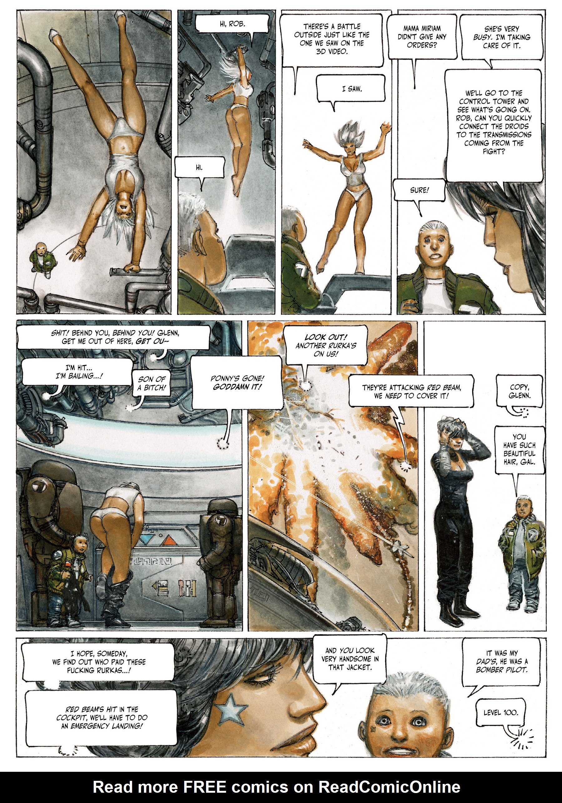 Read online The Fourth Power comic -  Issue #4 - 38