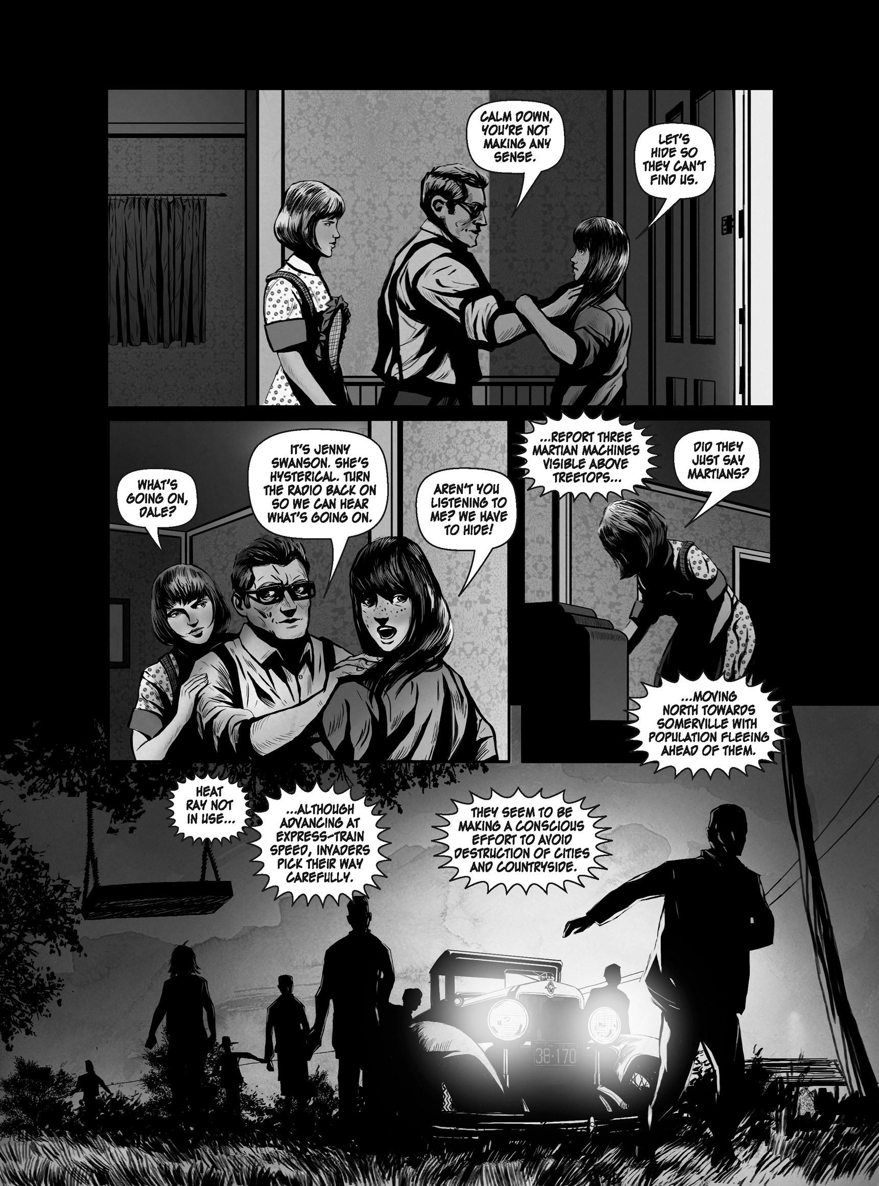 Read online FUBAR comic -  Issue #3 - 255