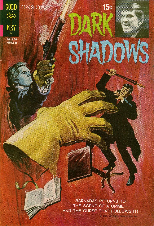 Dark Shadows (1969) issue 12 - Page 1