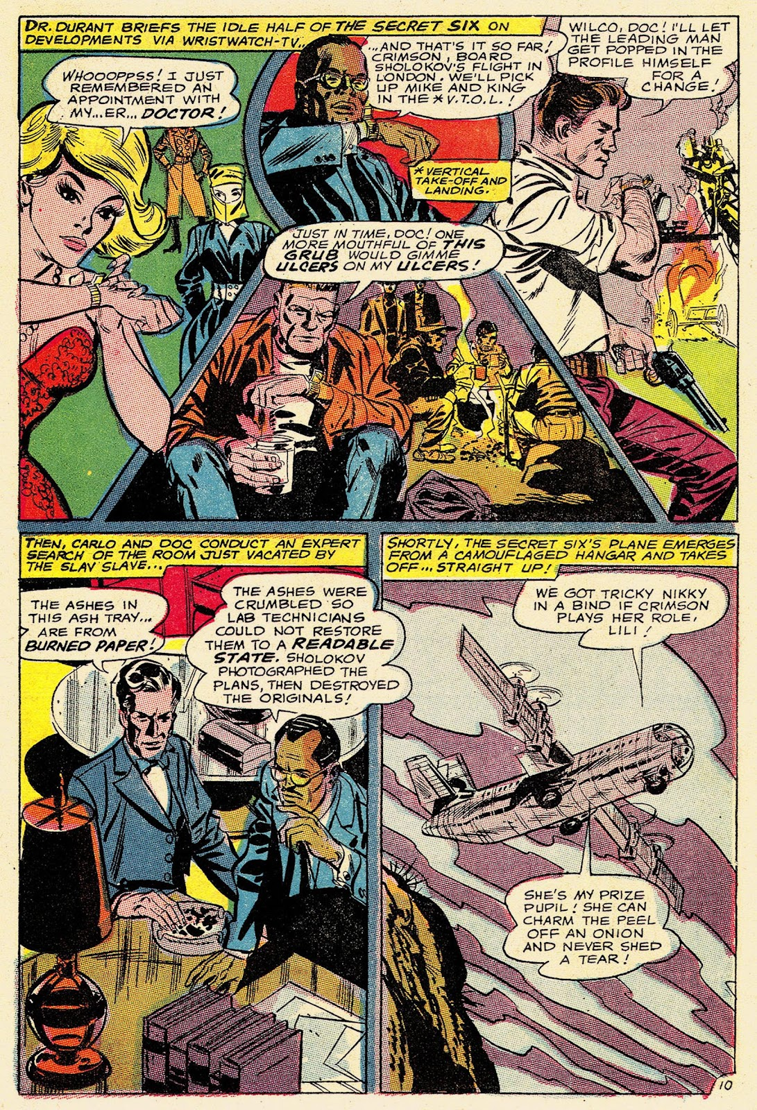 Secret Six (1968) issue 2 - Page 15