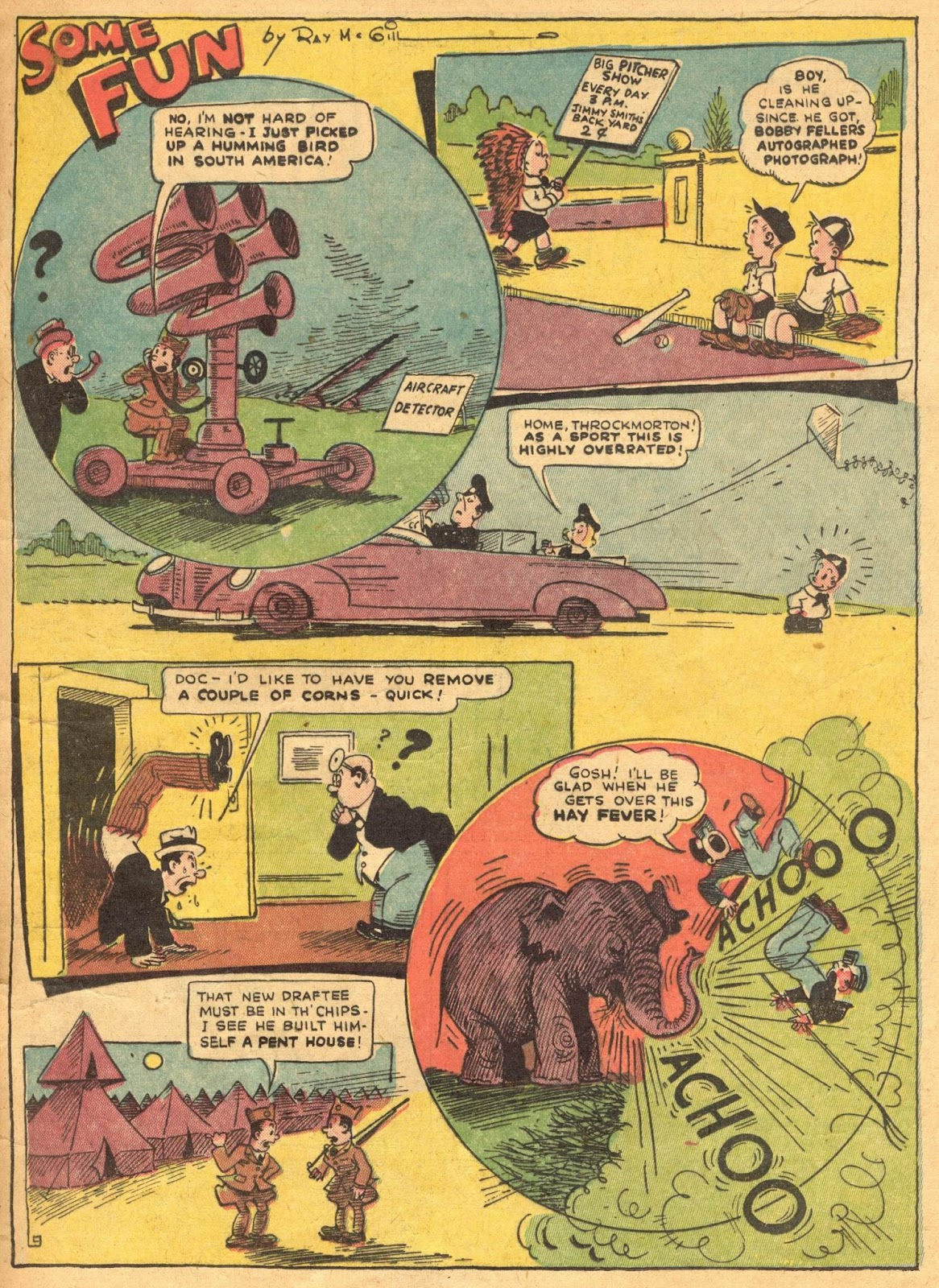 Star Spangled Comics (1941) issue 1 - Page 23