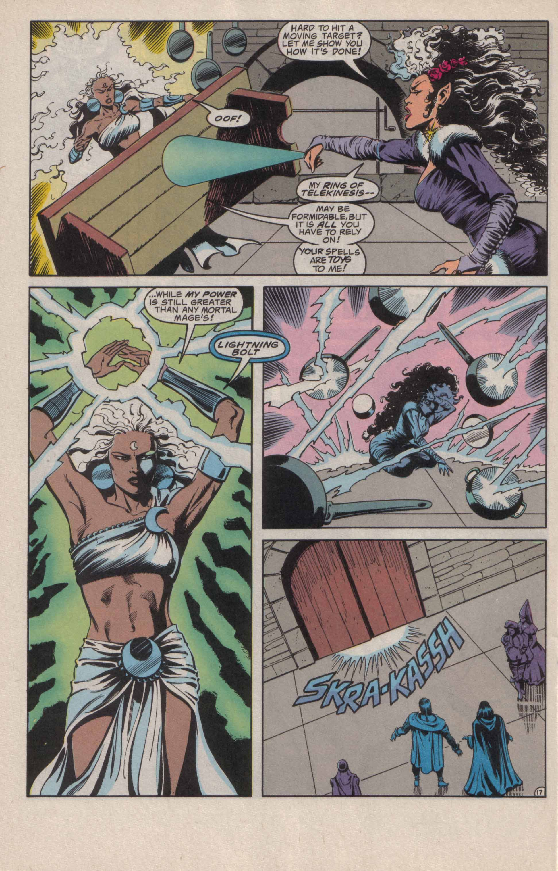 Read online Advanced Dungeons & Dragons comic -  Issue #20 - 18
