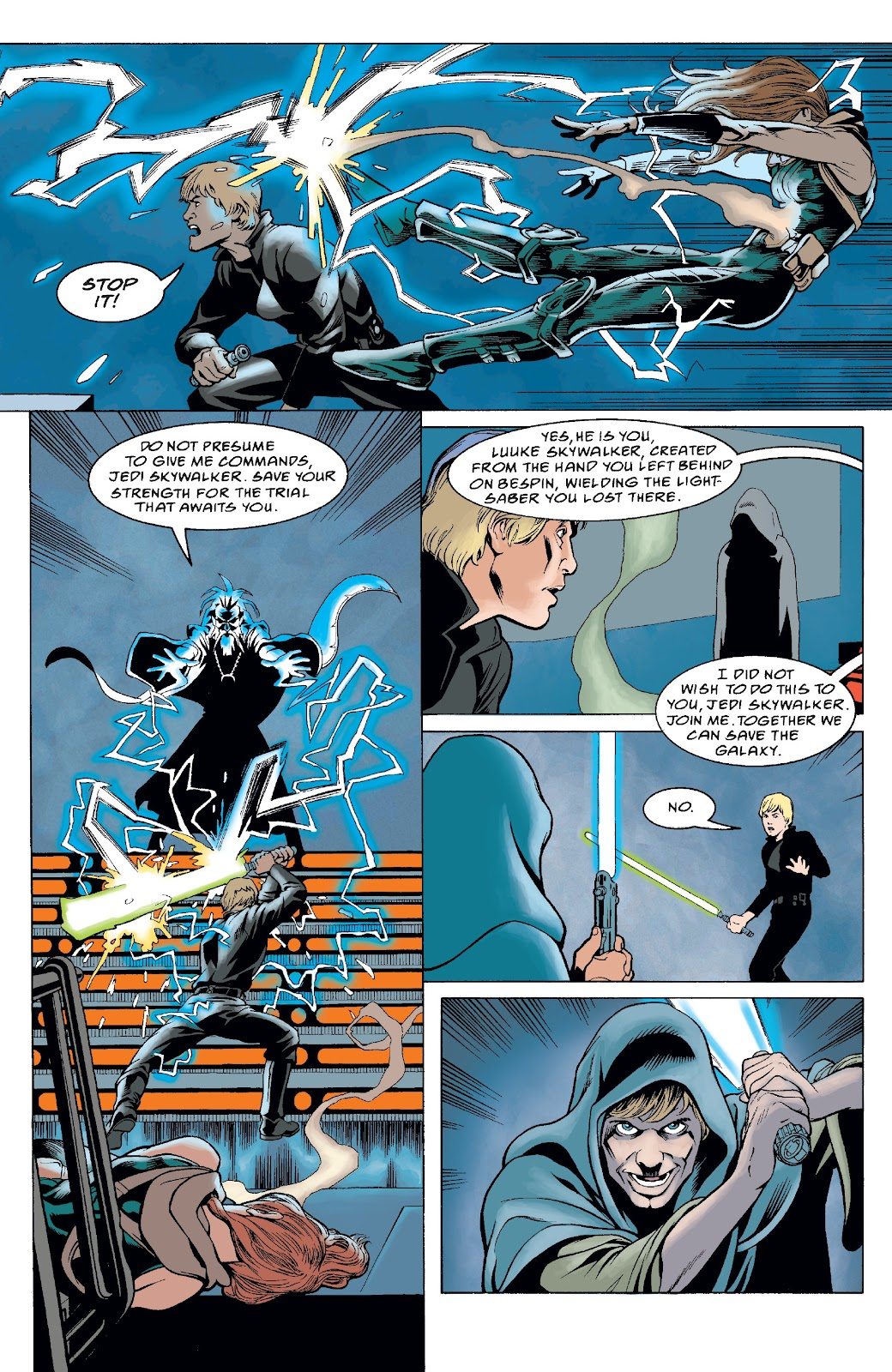 Read online Star Wars Legends: The New Republic - Epic Collection comic -  Issue # TPB 4 (Part 5) - 17