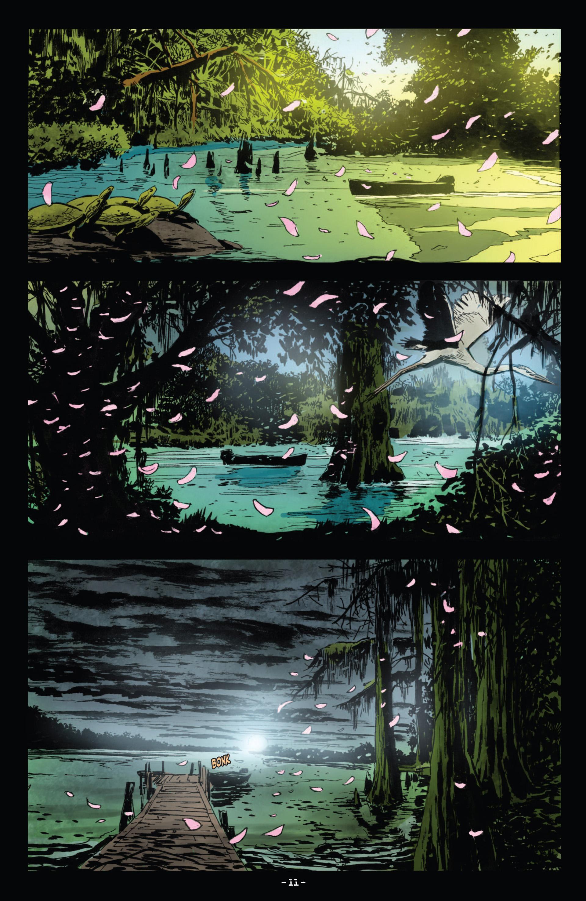 Read online True Blood (2012) comic -  Issue #10 - 13